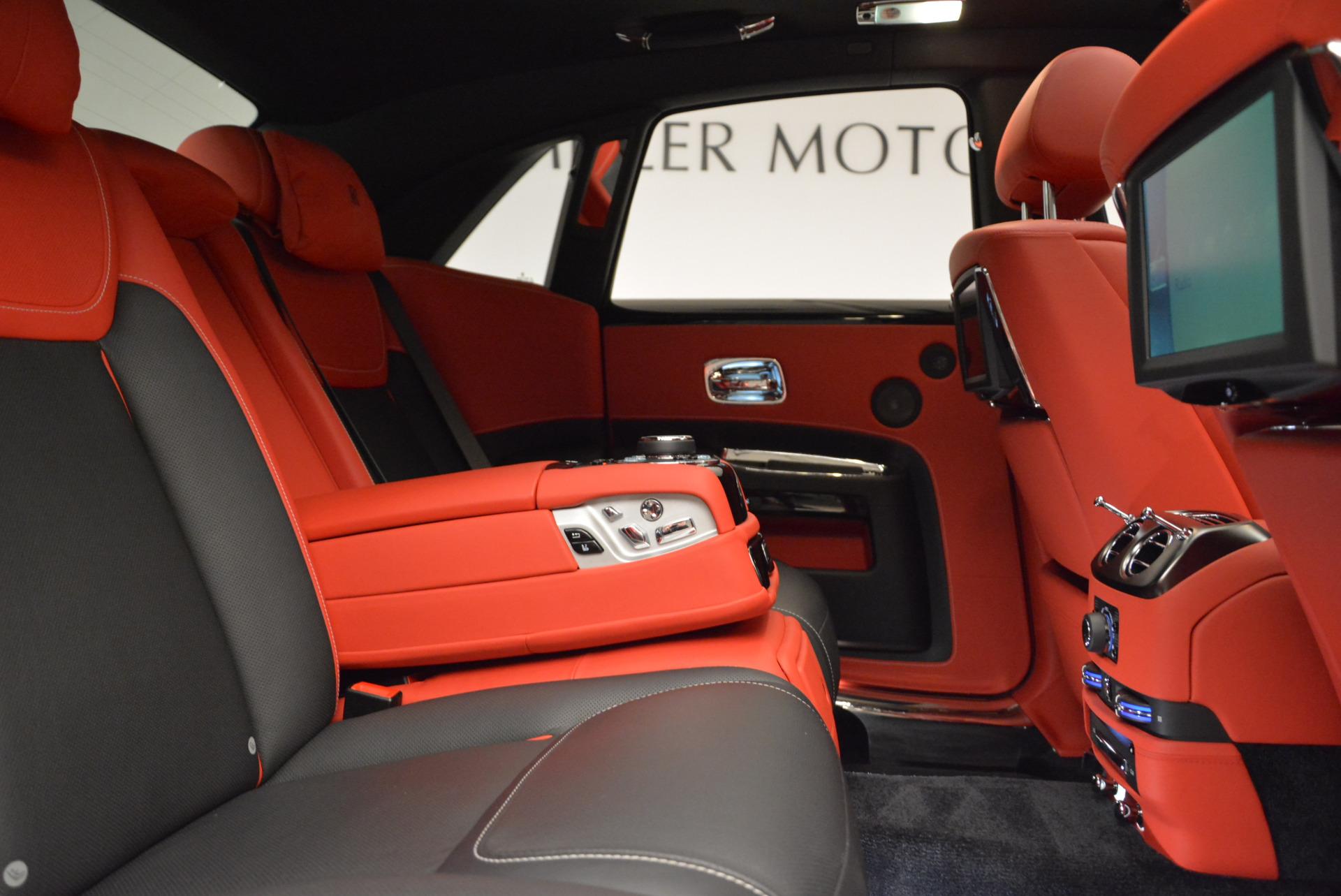 Used 2017 Rolls Royce Ghost Black Badge