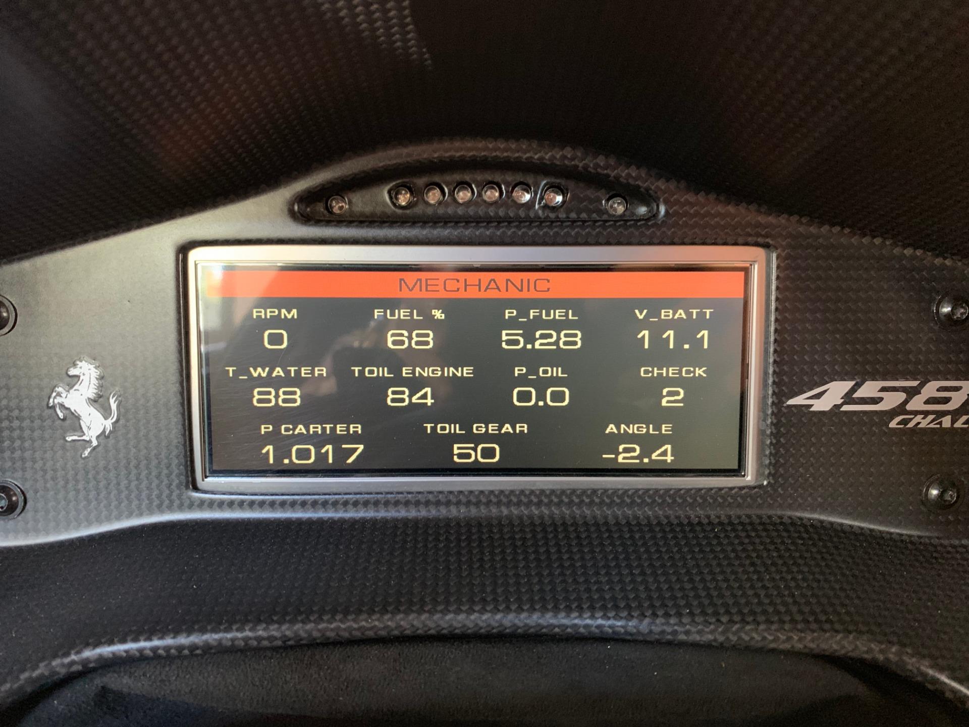 Used 2015 Ferrari 458 Challenge