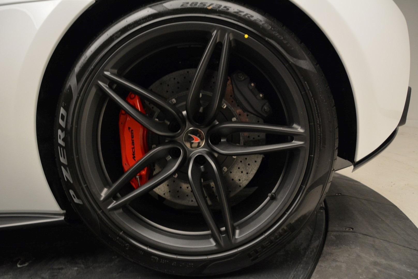 Used 2018 McLaren 570S Spider