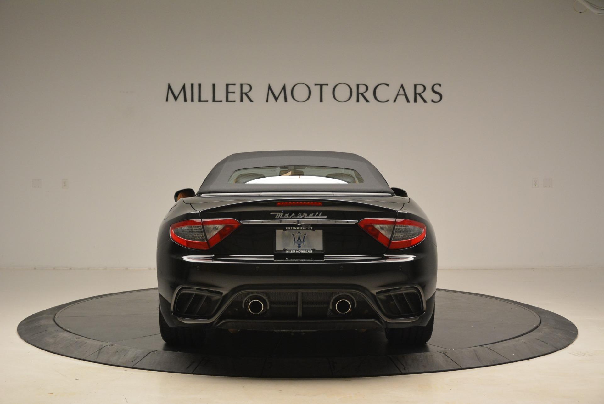 New 2018 Maserati GranTurismo MC Convertible