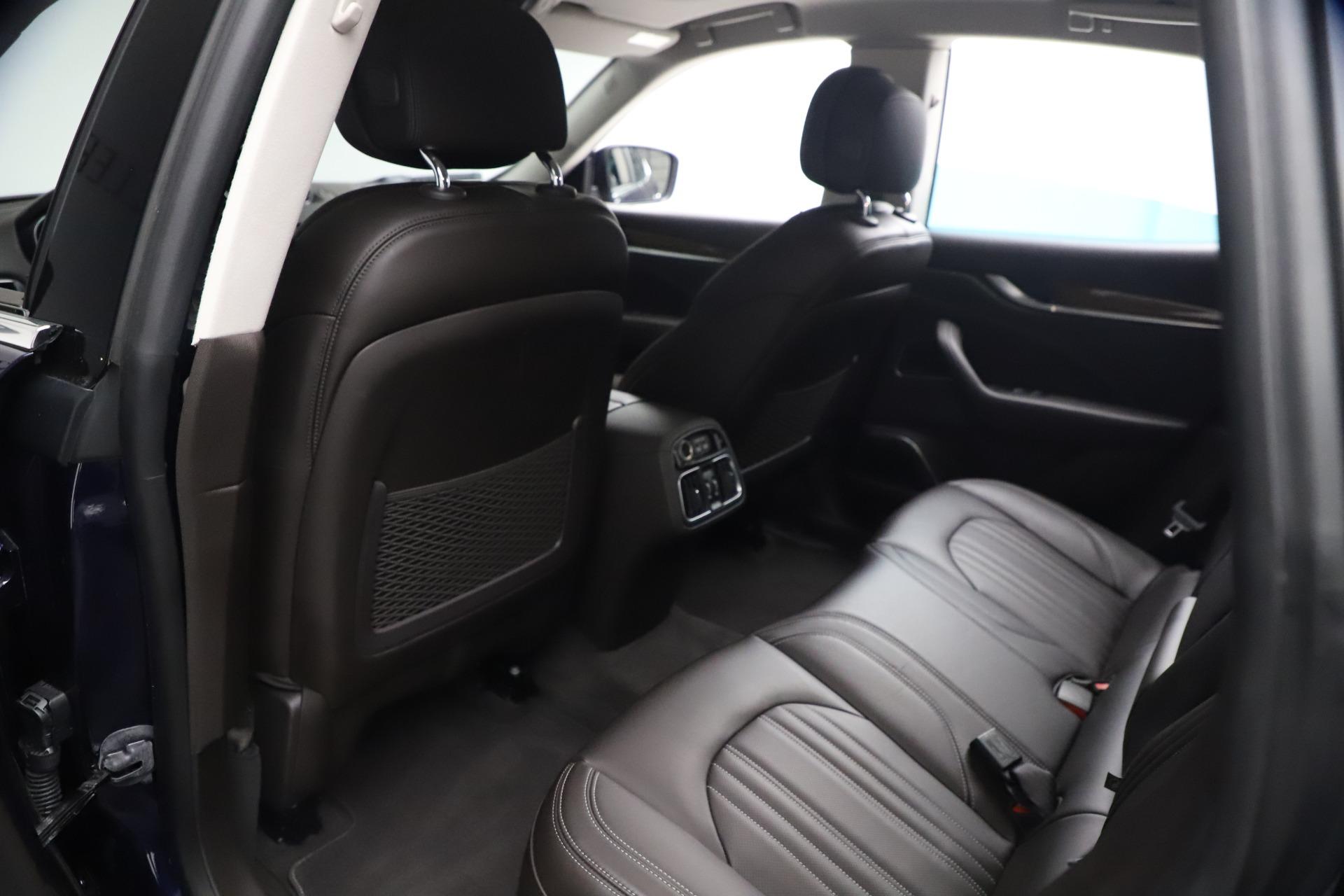 Used 2018 Maserati Levante S Q4 GranLusso