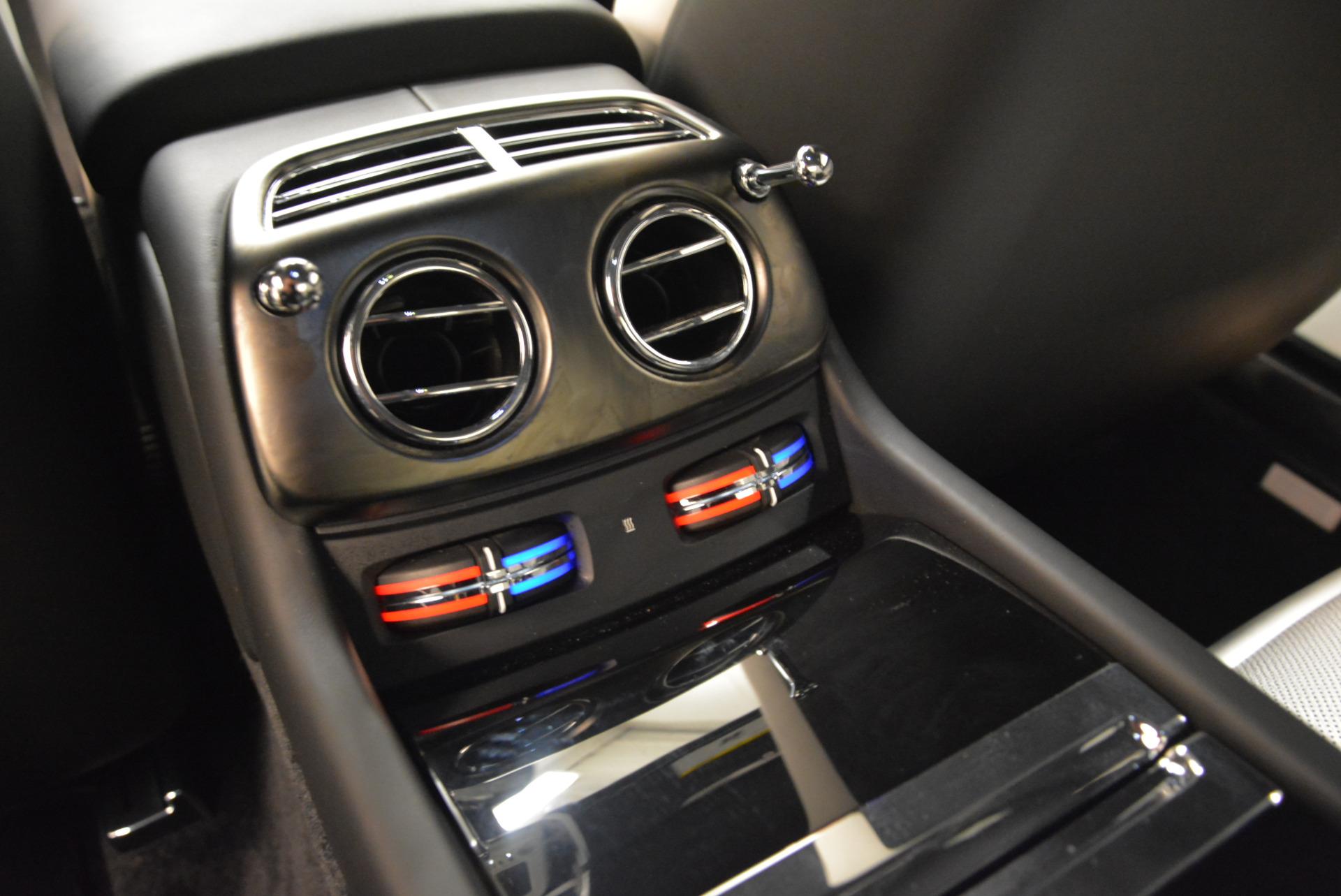 Used 2017 Rolls Royce Wraith Black Badge