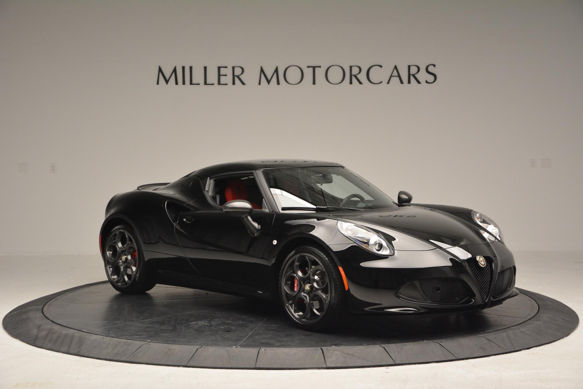 New 2016 Alfa Romeo 4C
