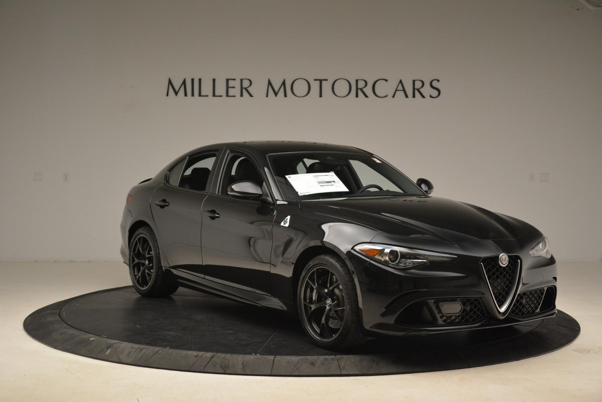 New 2018 Alfa Romeo Giulia Quadrifoglio