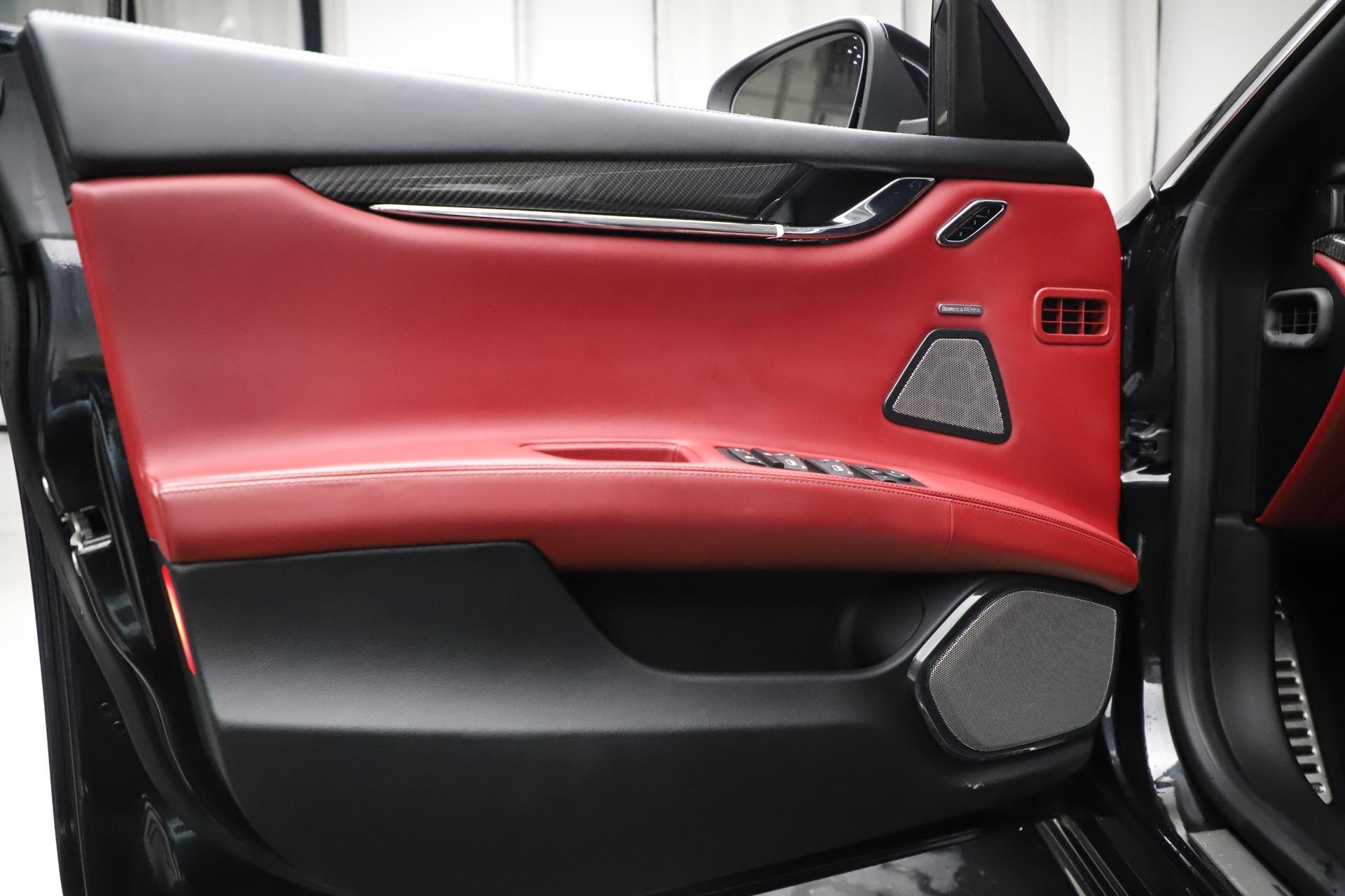 Used 2018 Maserati Quattroporte S Q4 GranSport