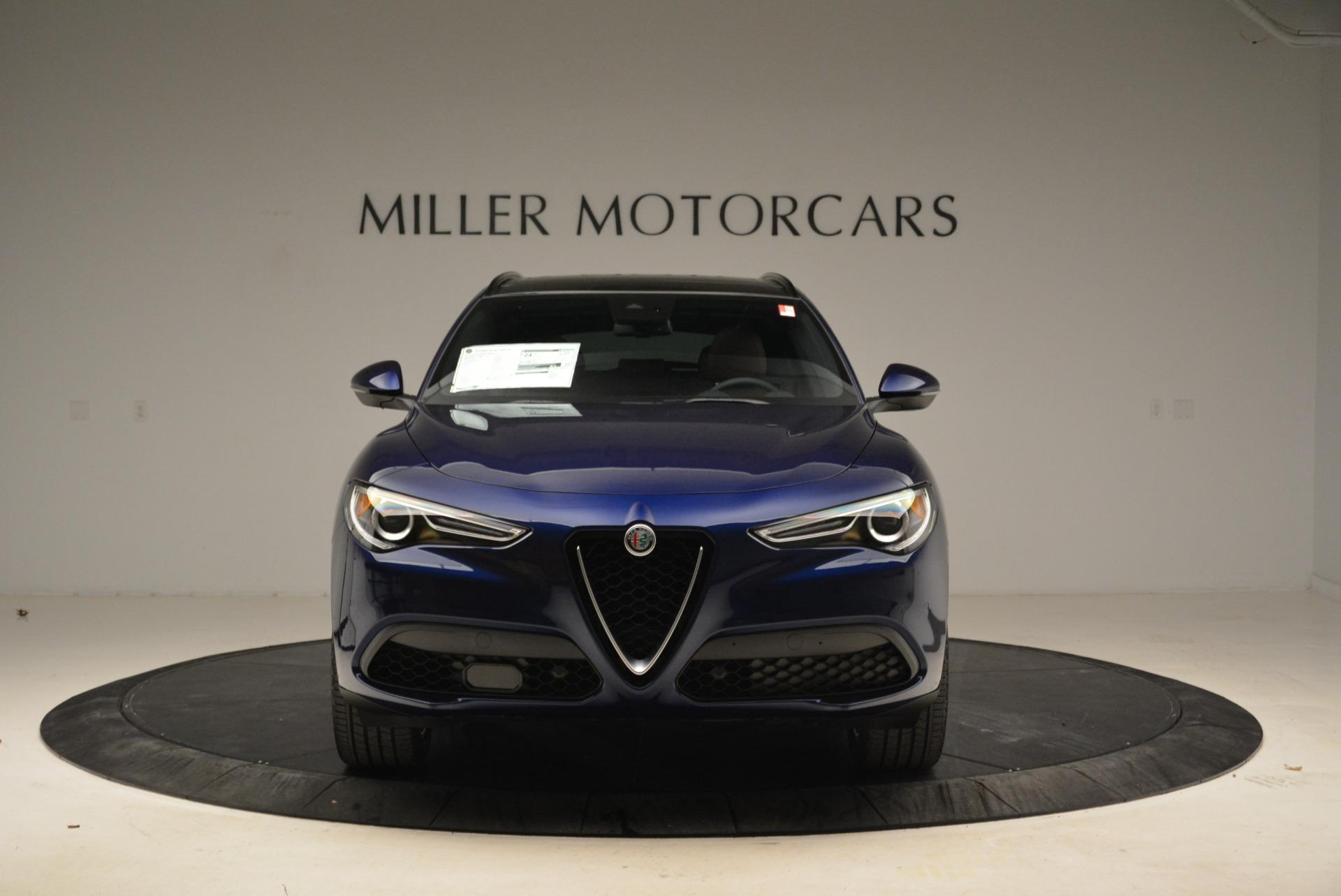 New 2018 Alfa Romeo Stelvio Ti Sport Q4