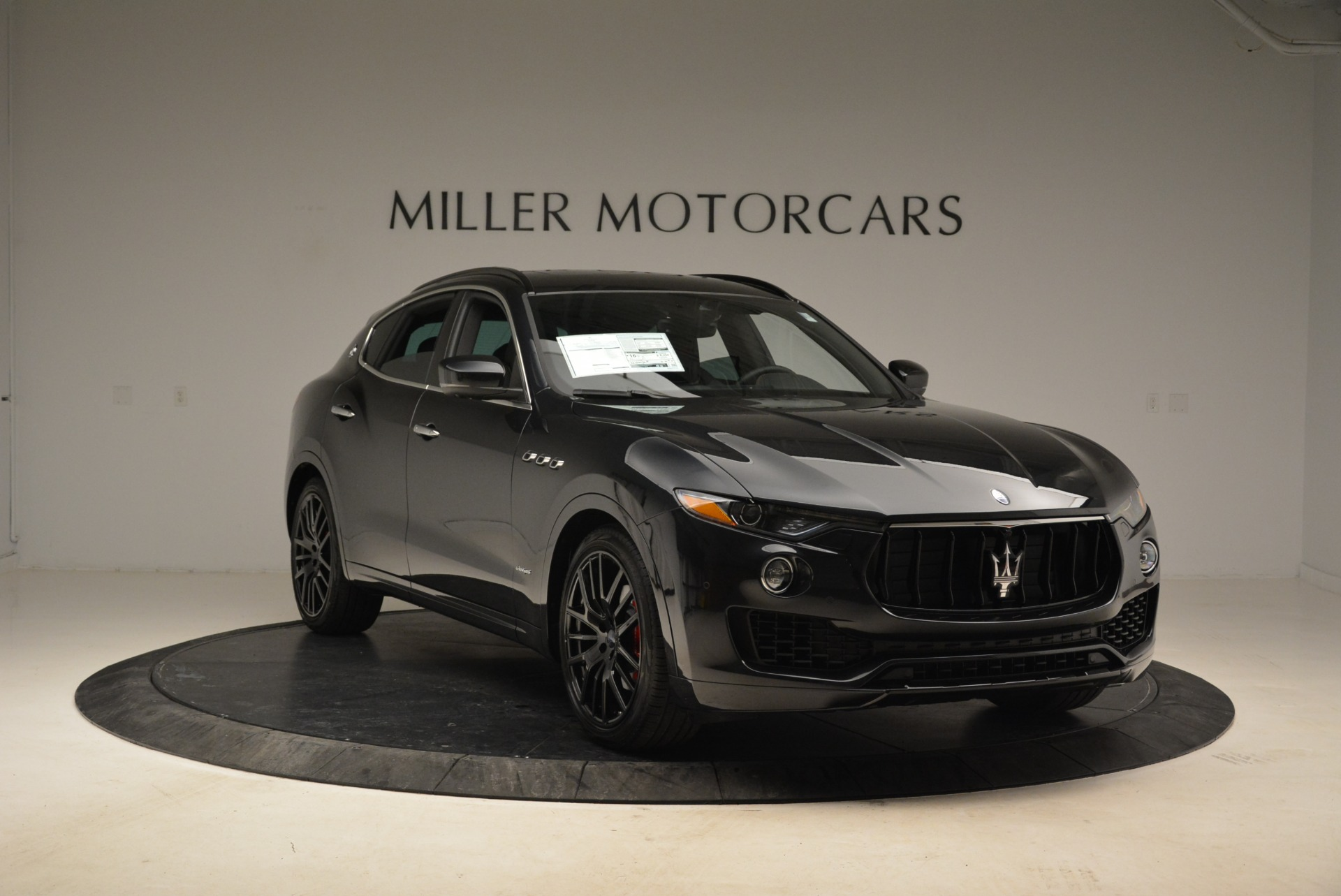 New 2018 Maserati Levante Q4 GranSport