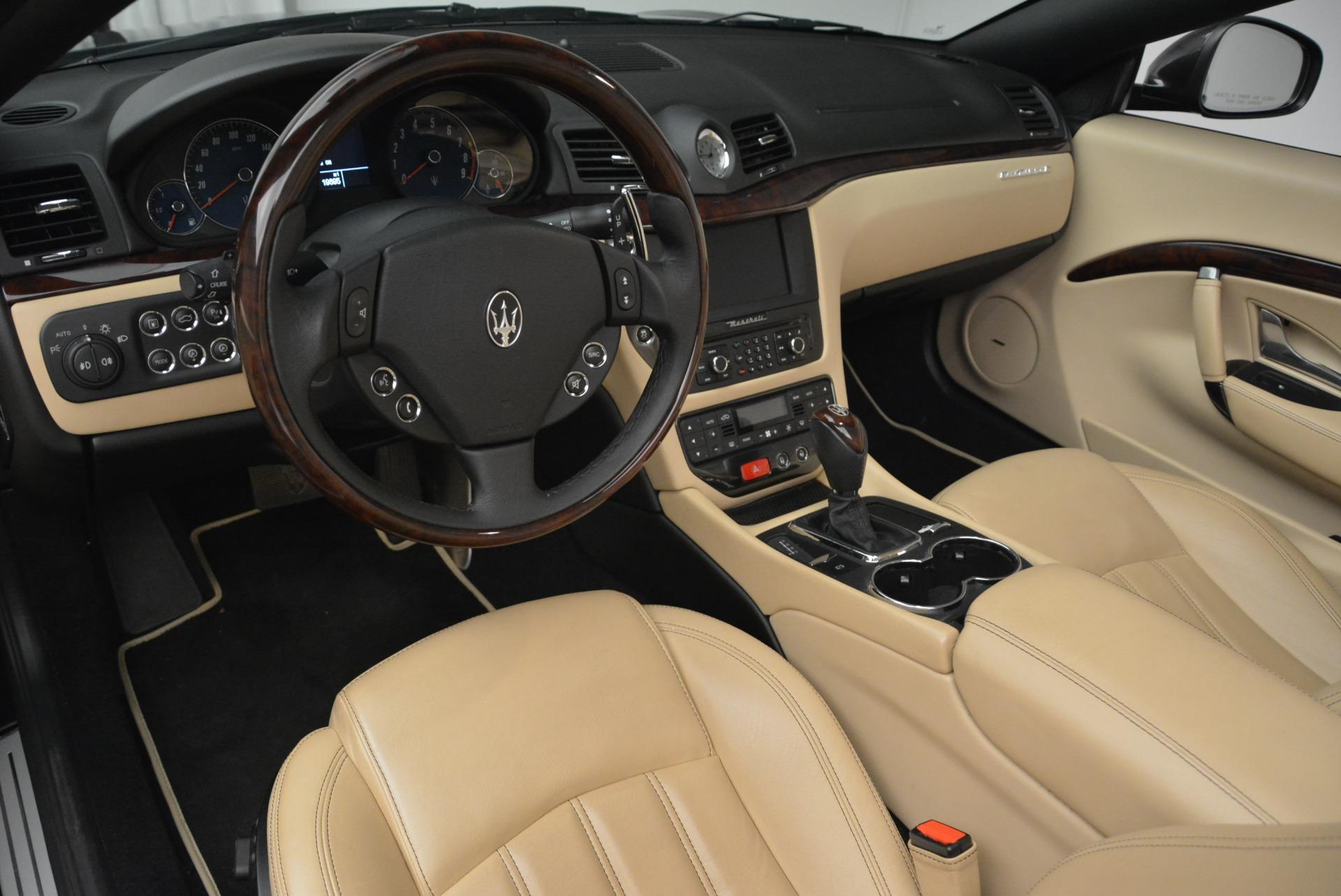Used 2013 Maserati GranTurismo Convertible