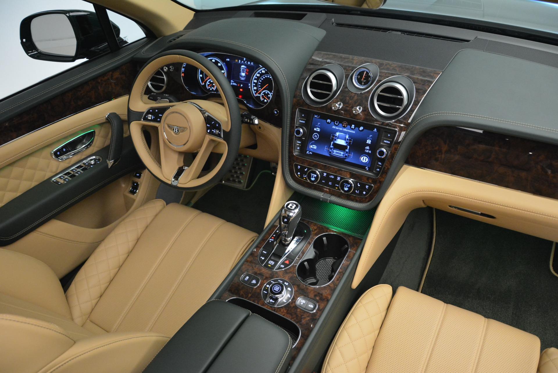New 2018 Bentley Bentayga Signature