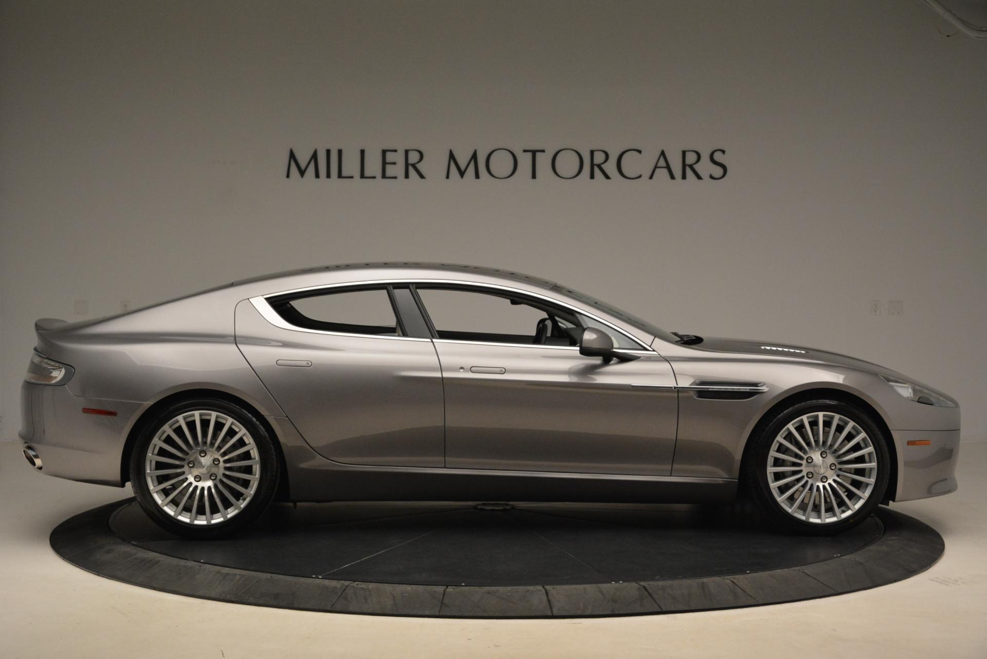 Used 2014 Aston Martin Rapide S