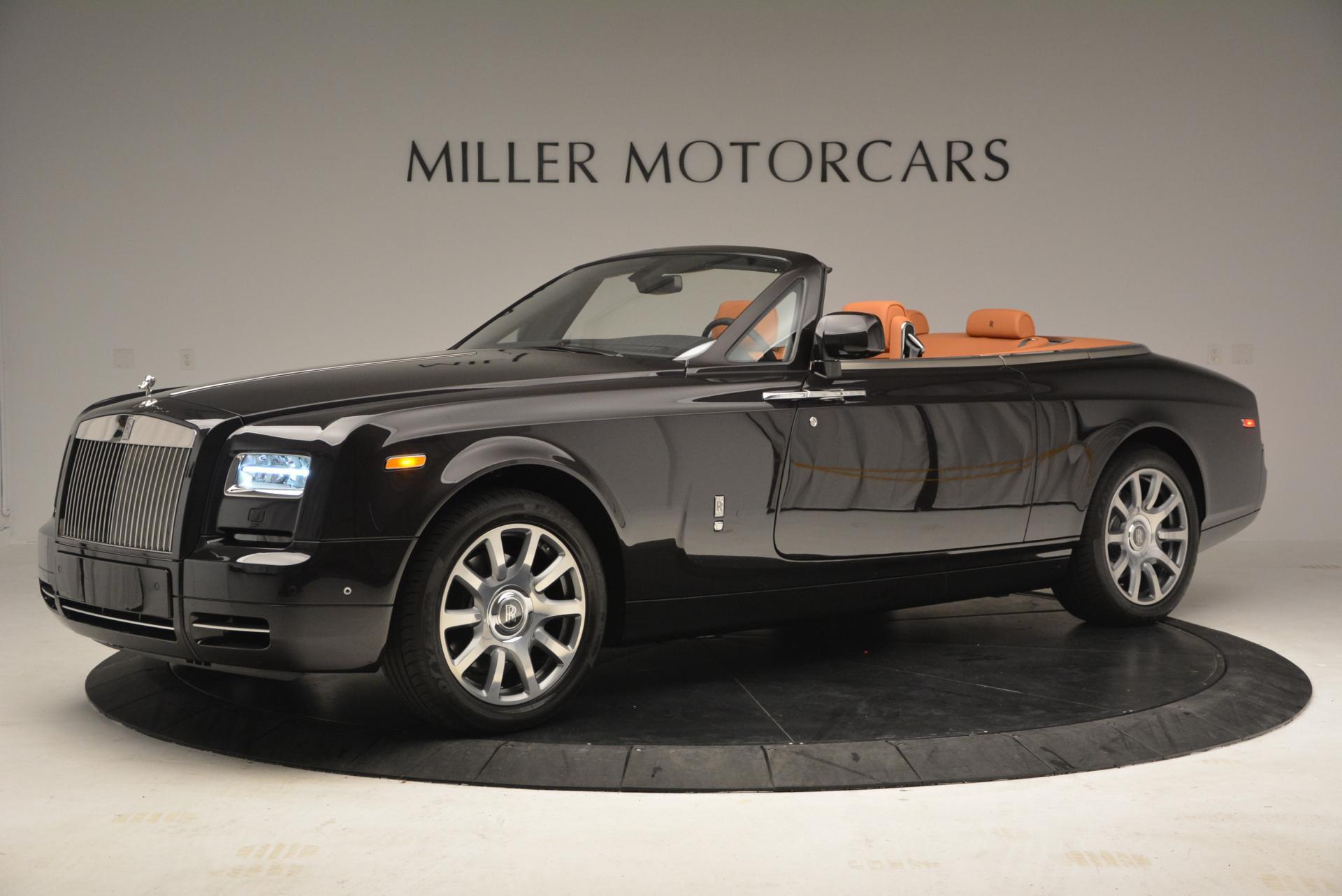 New 2016 Rolls Royce Phantom Drophead Coupe Bespoke