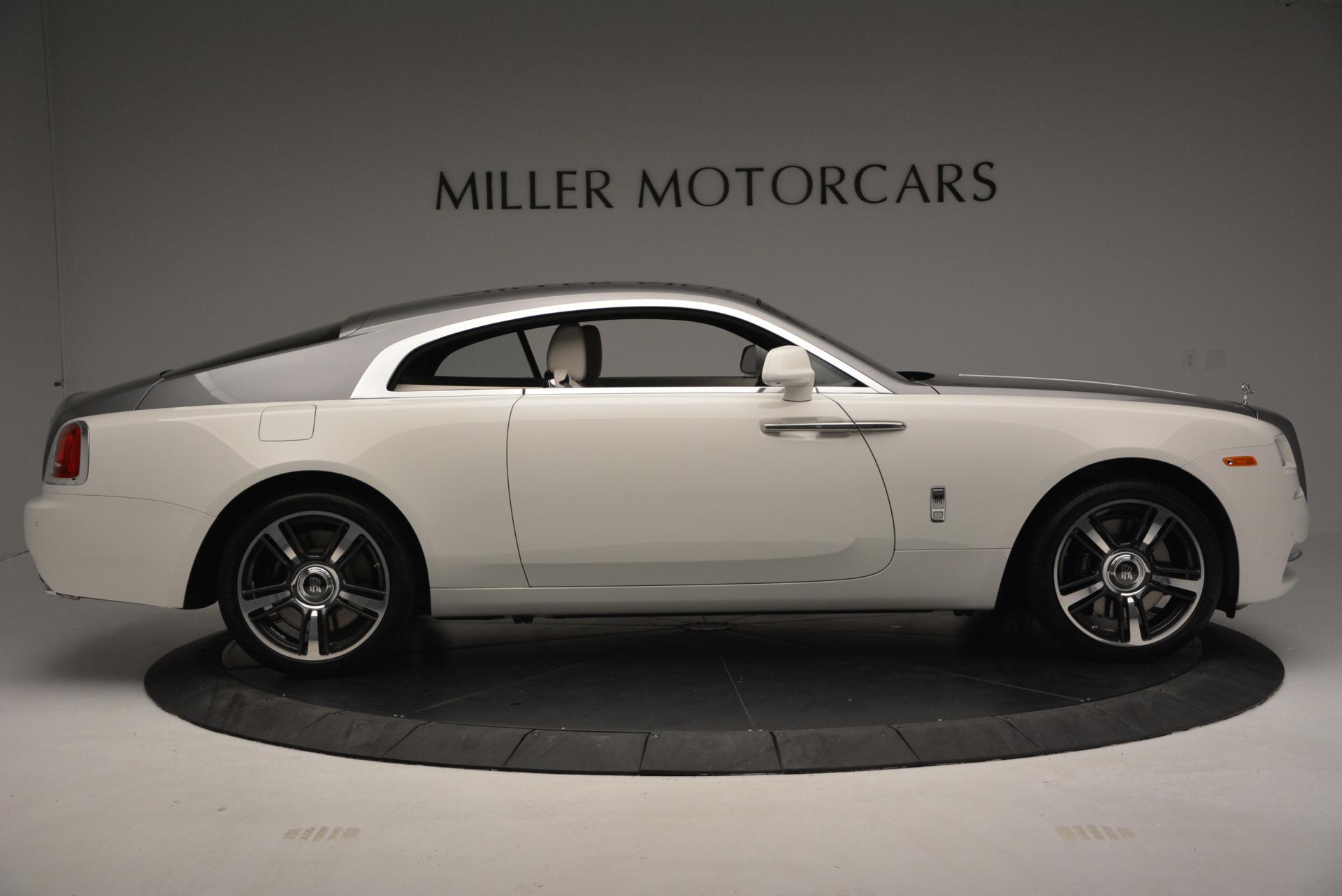Used 2016 Rolls Royce Wraith