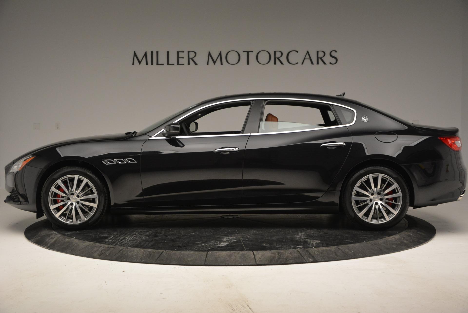New 2018 Maserati Quattroporte S Q4