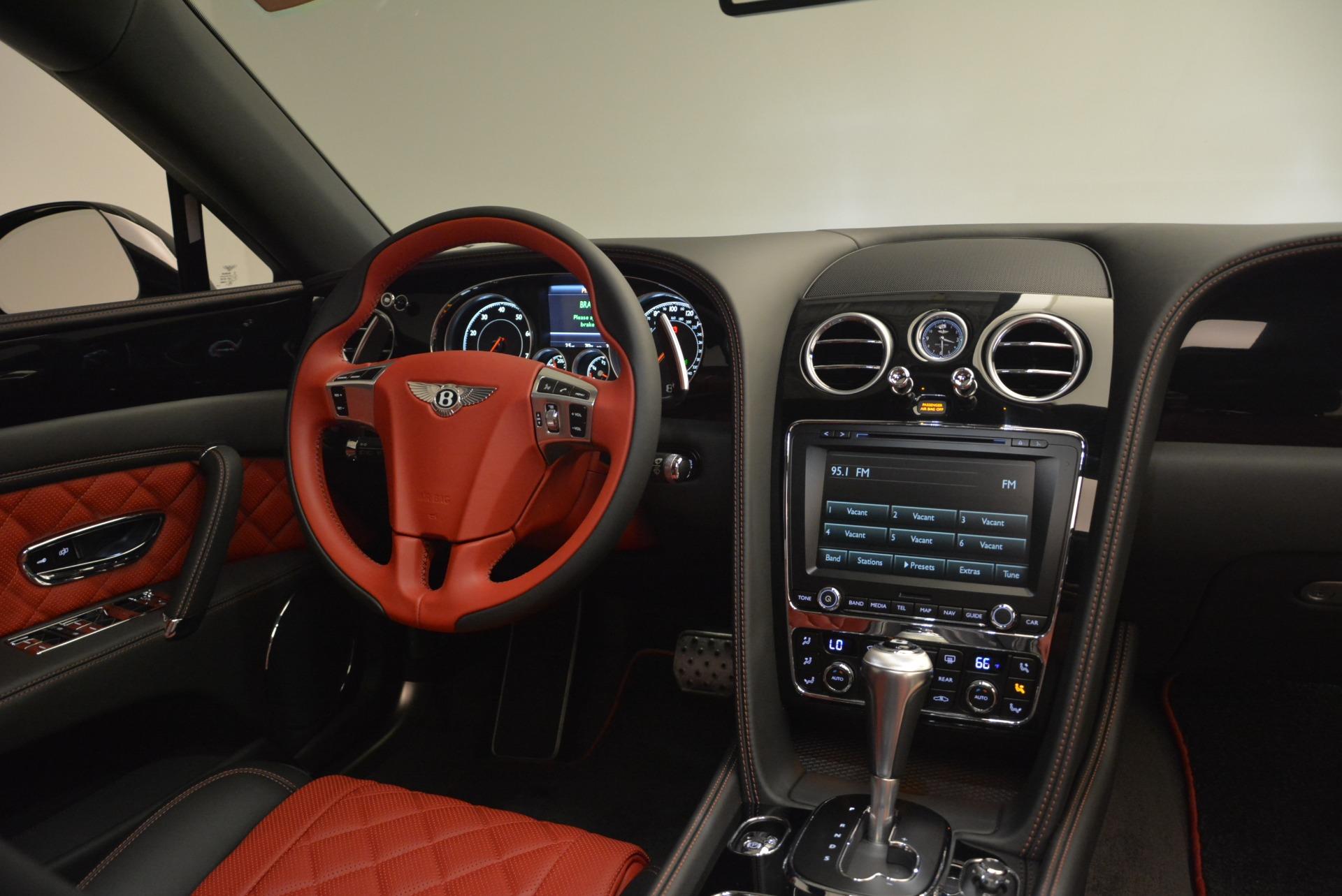 New 2018 Bentley Flying Spur V8 S Black Edition