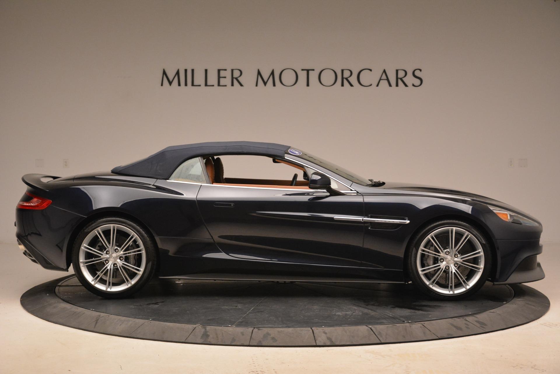 Used 2014 Aston Martin Vanquish Volante