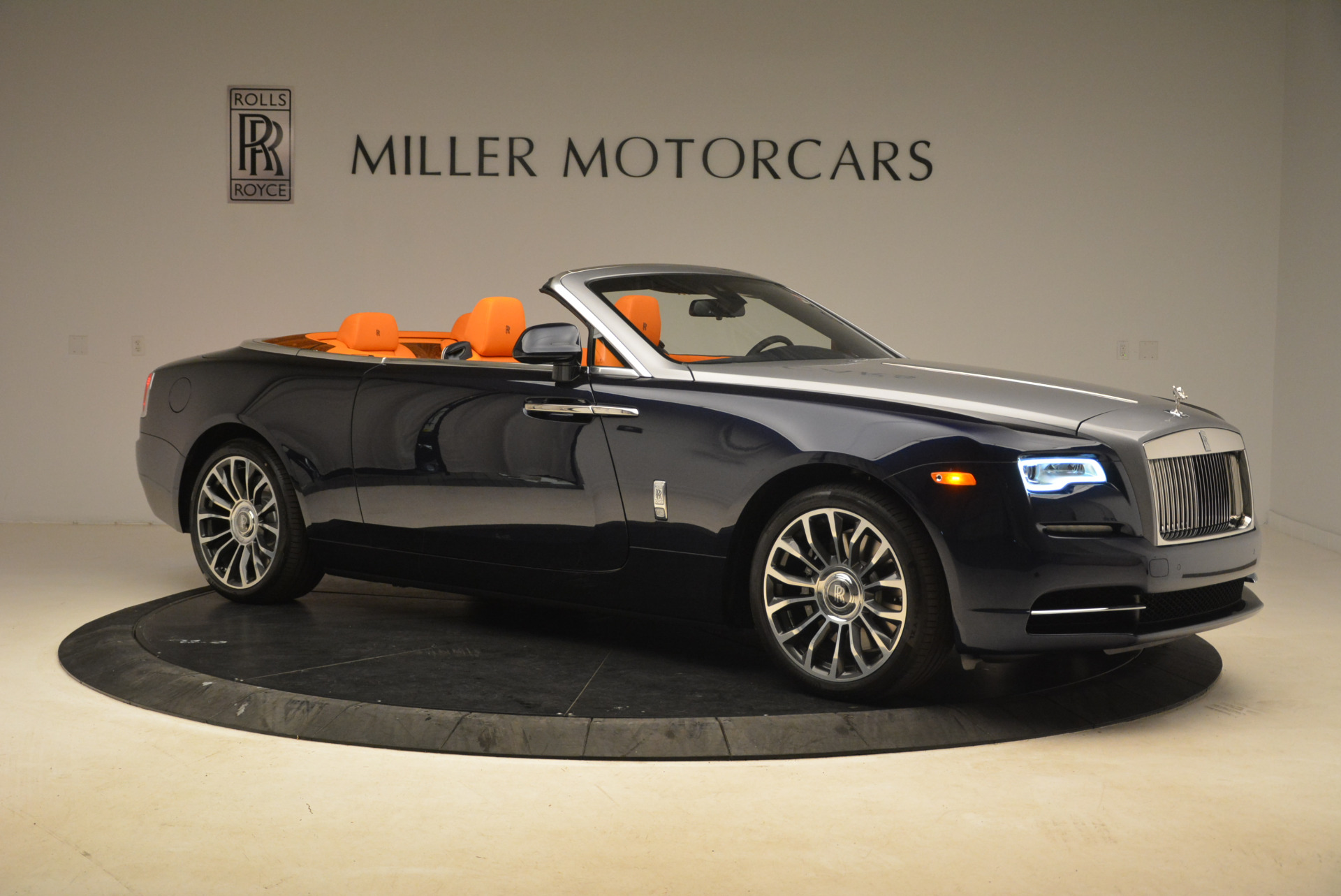 New 2018 Rolls Royce Dawn