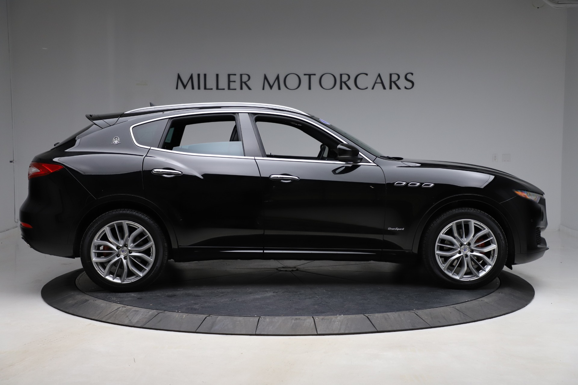 Used 2018 Maserati Levante Q4 GranSport