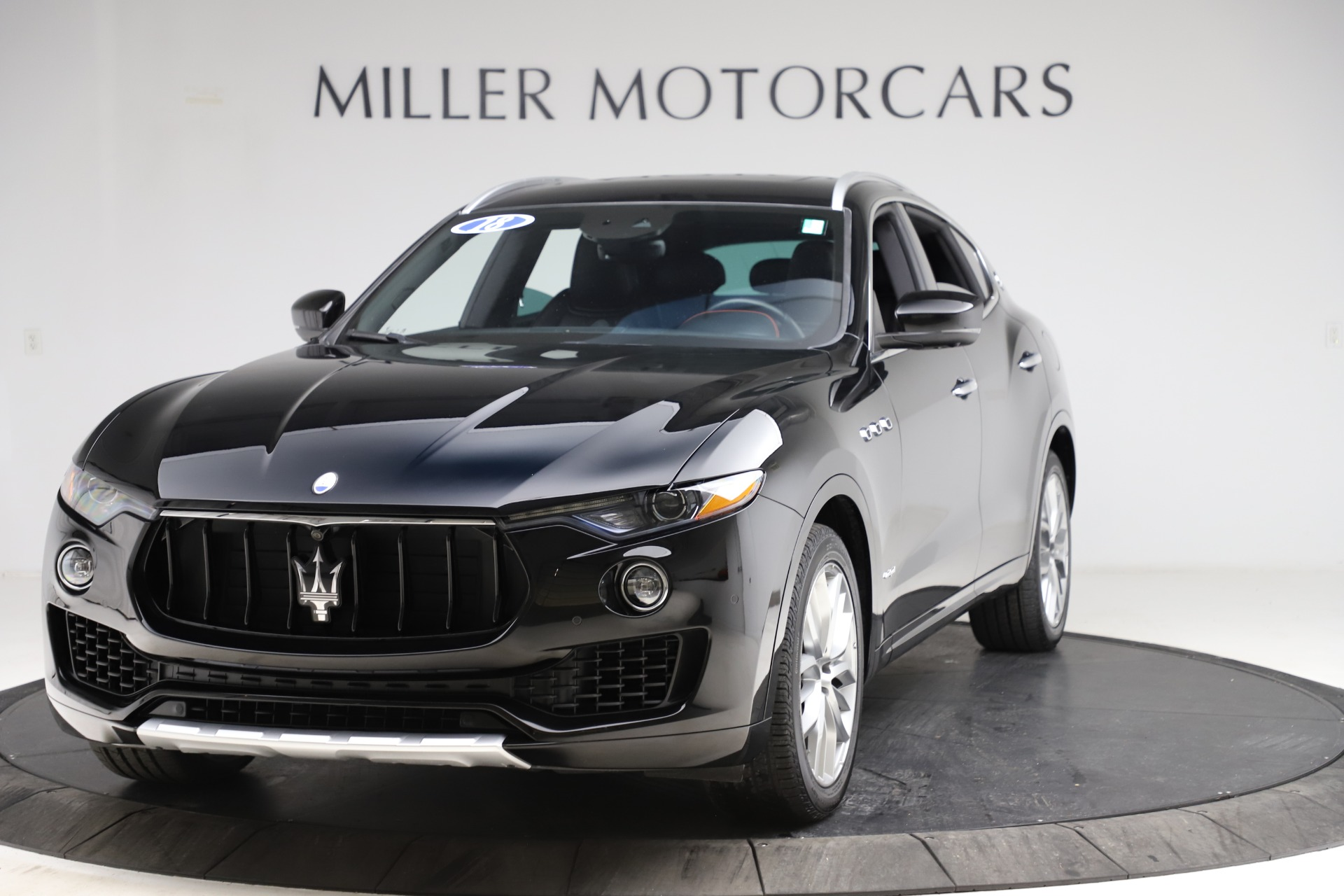 Used 2018 Maserati Levante Q4 GranSport | Greenwich, CT