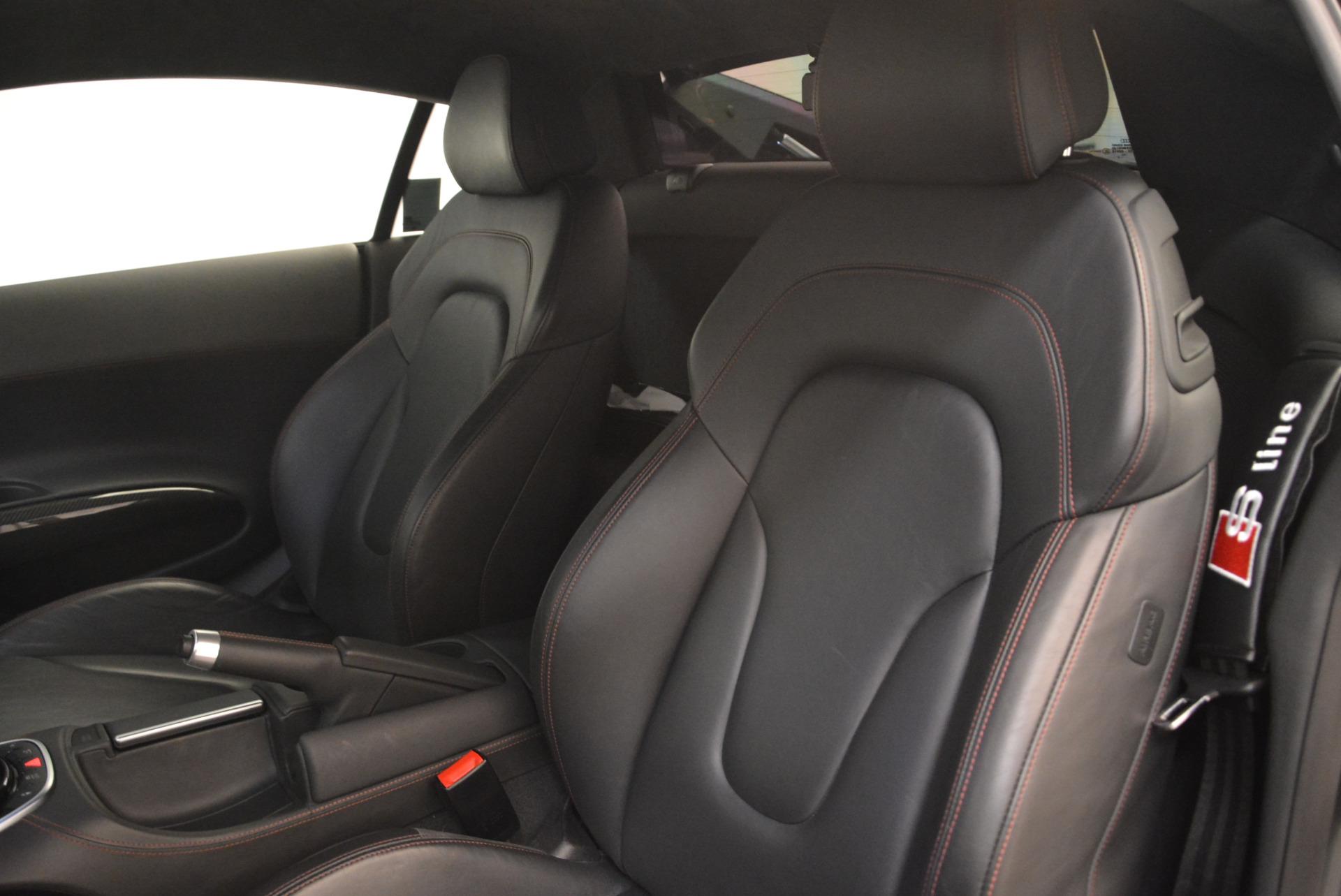 Used 2014 Audi R8 52 quattro