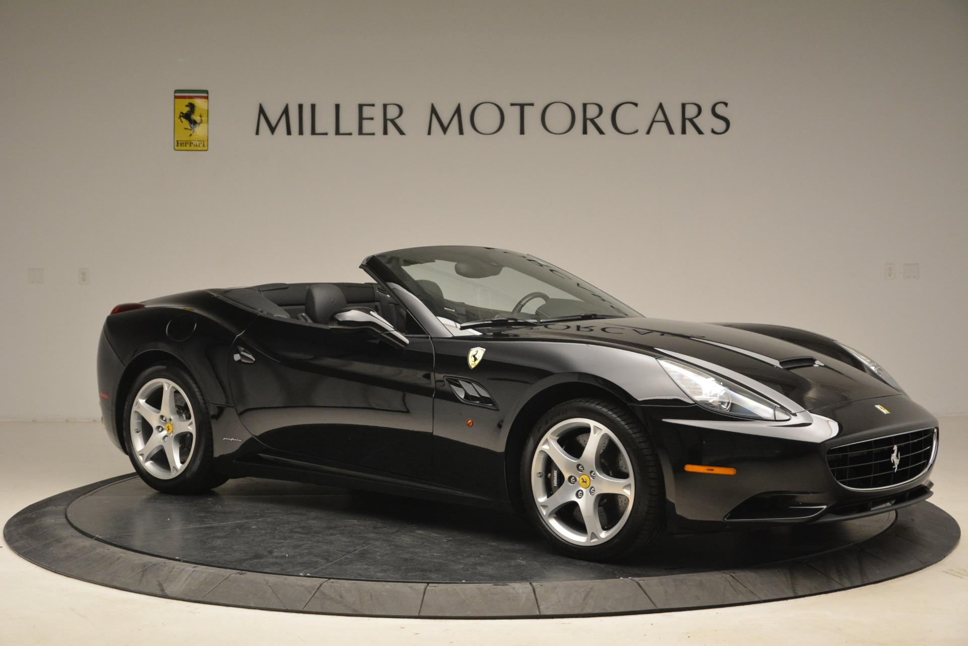 Used 2009 Ferrari California