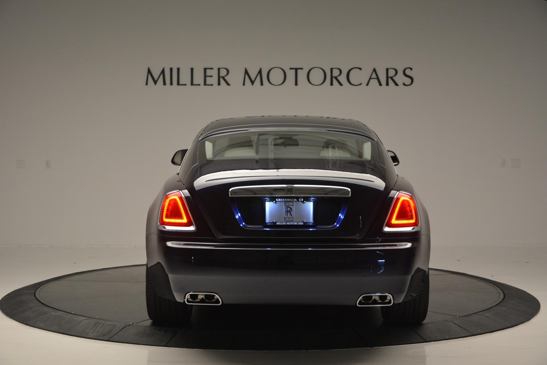New 2016 Rolls Royce Wraith