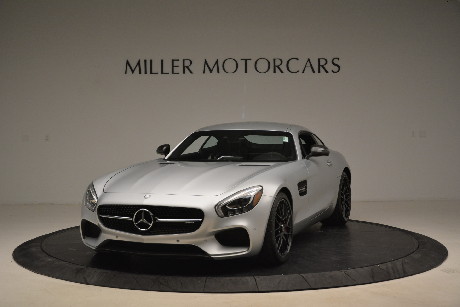 Used 2016 Mercedes-Benz AMG GT S   Greenwich, CT