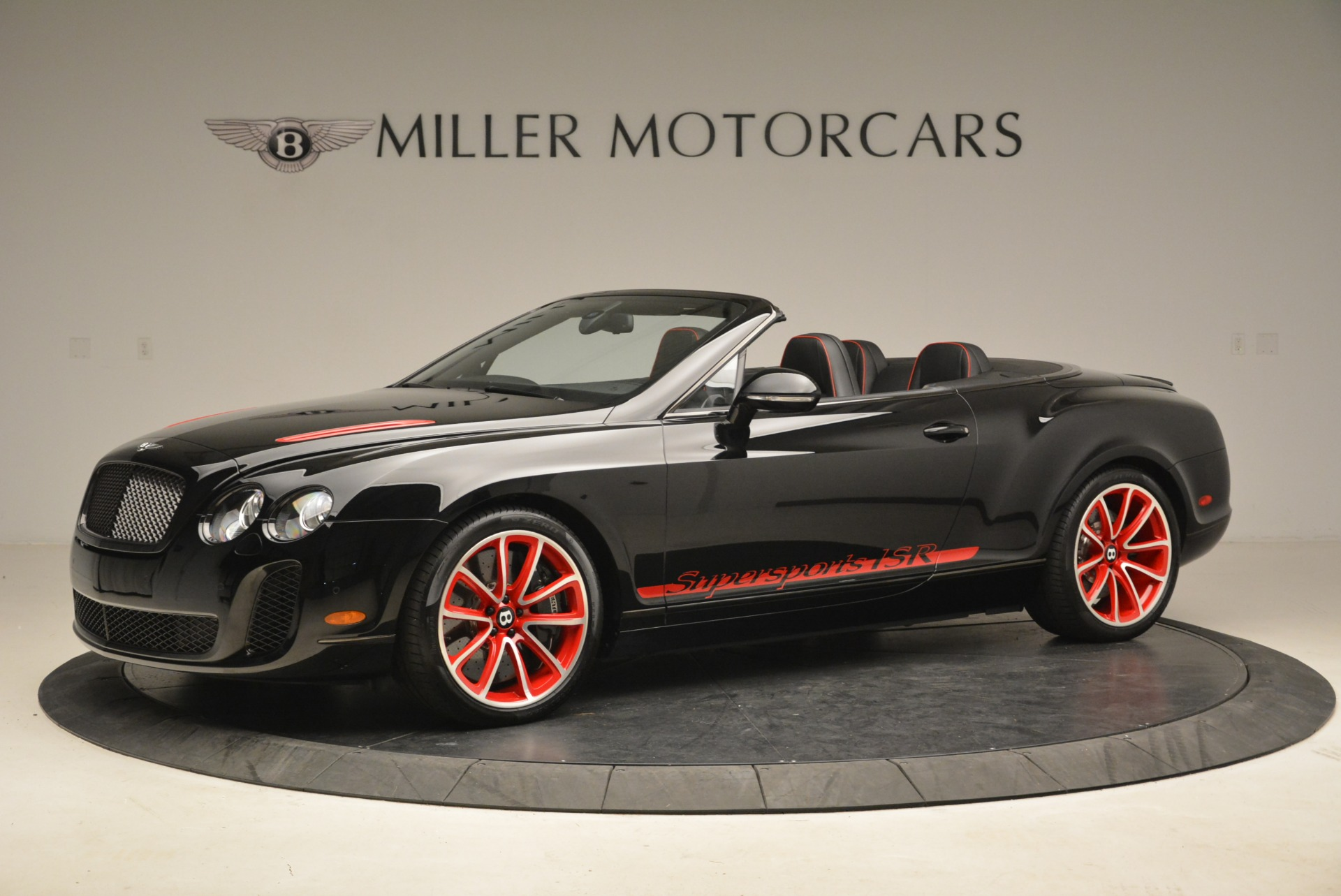 Used 2013 Bentley Continental GT Supersports Convertible ISR