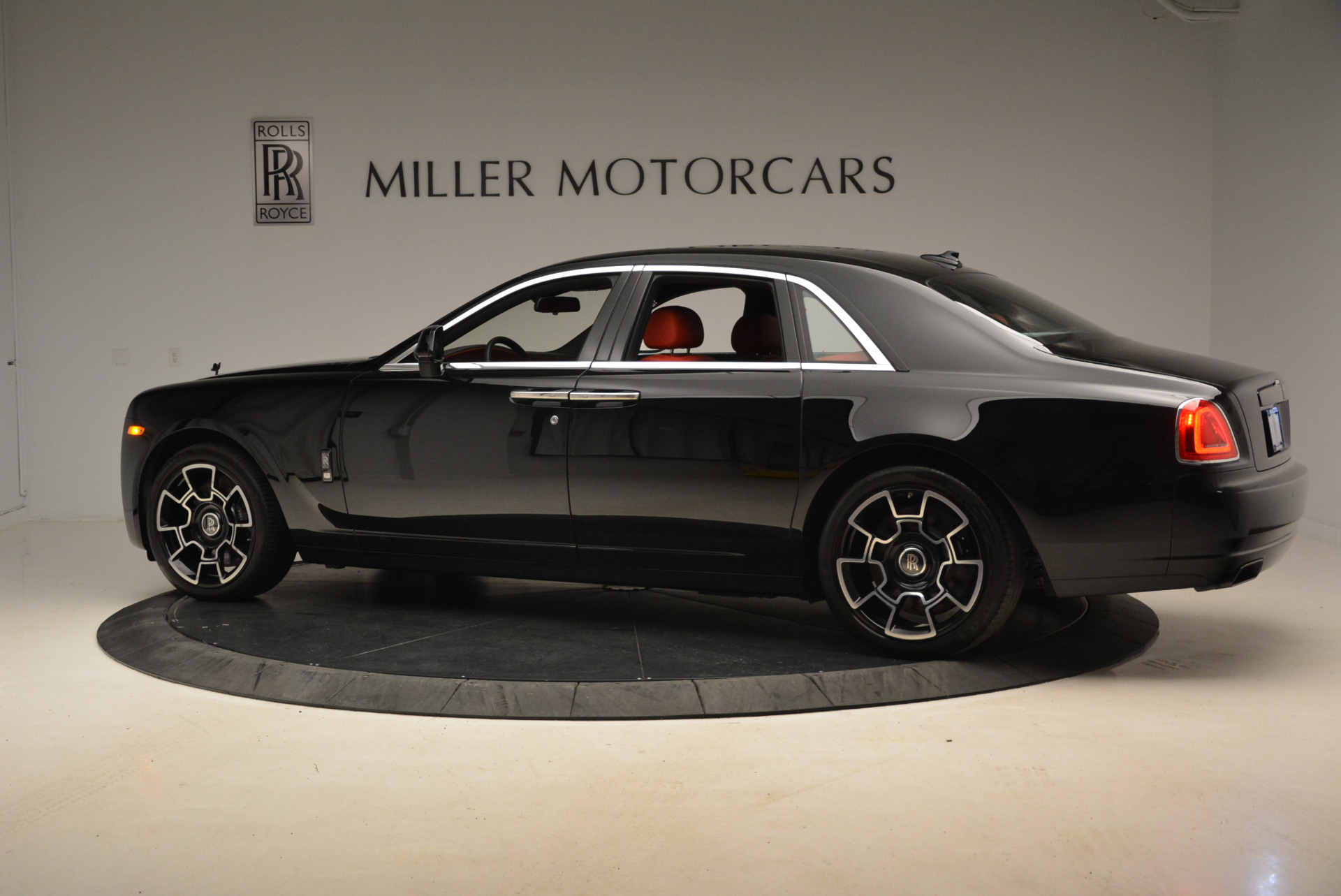 Used 2017 Rolls Royce Ghost Black Badge