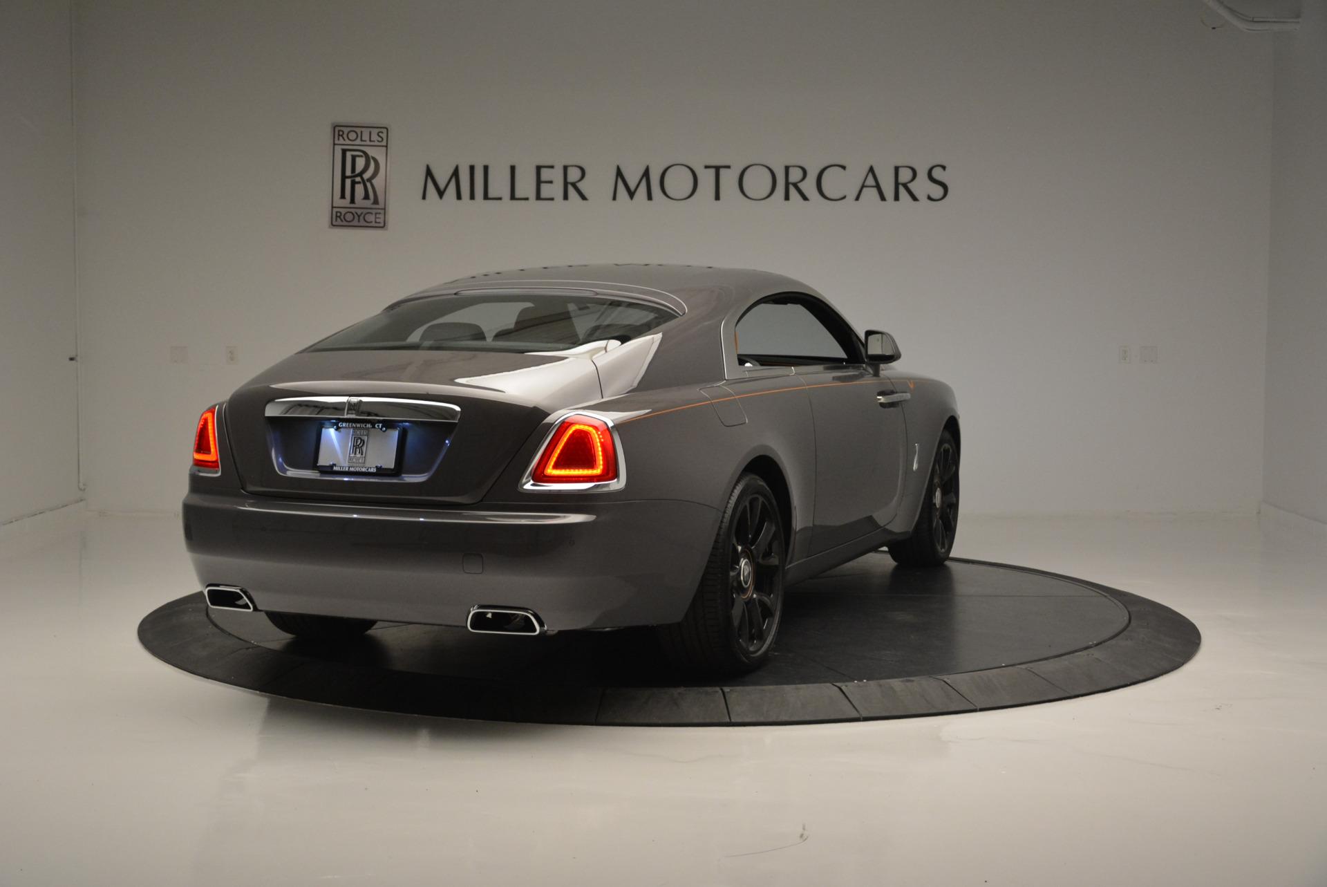 New 2018 Rolls Royce Wraith Luminary Collection