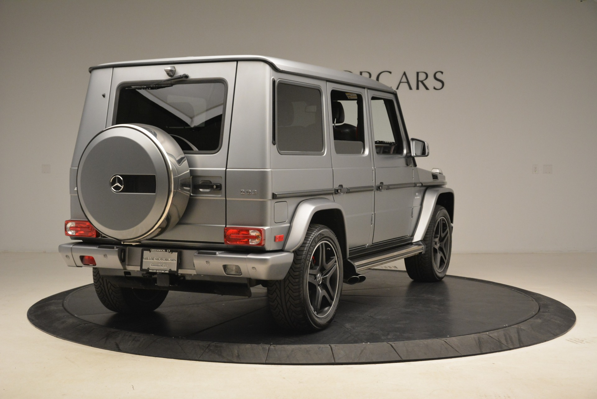 Used 2017 Mercedes Benz G Class AMG G 63