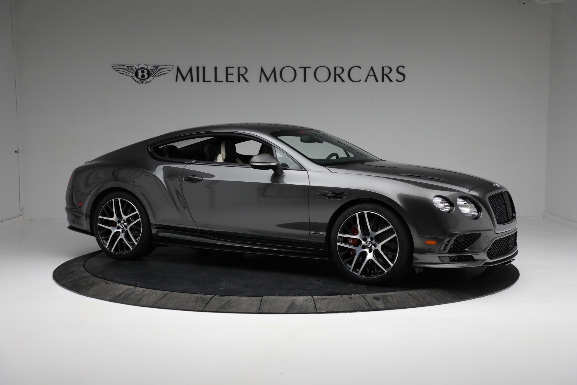 Used 2017 Bentley Continental GT Supersports