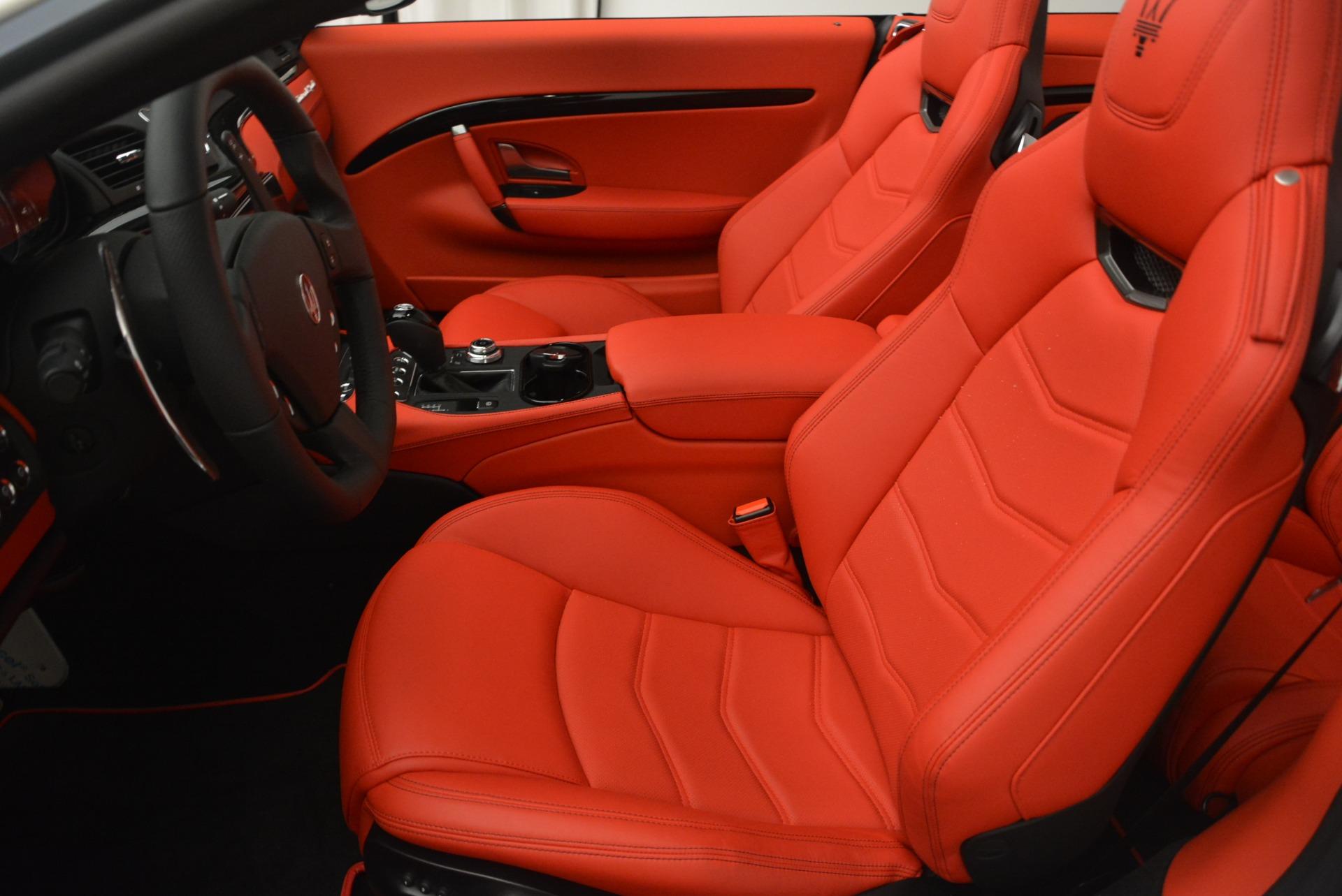 New 2018 Maserati GranTurismo Sport