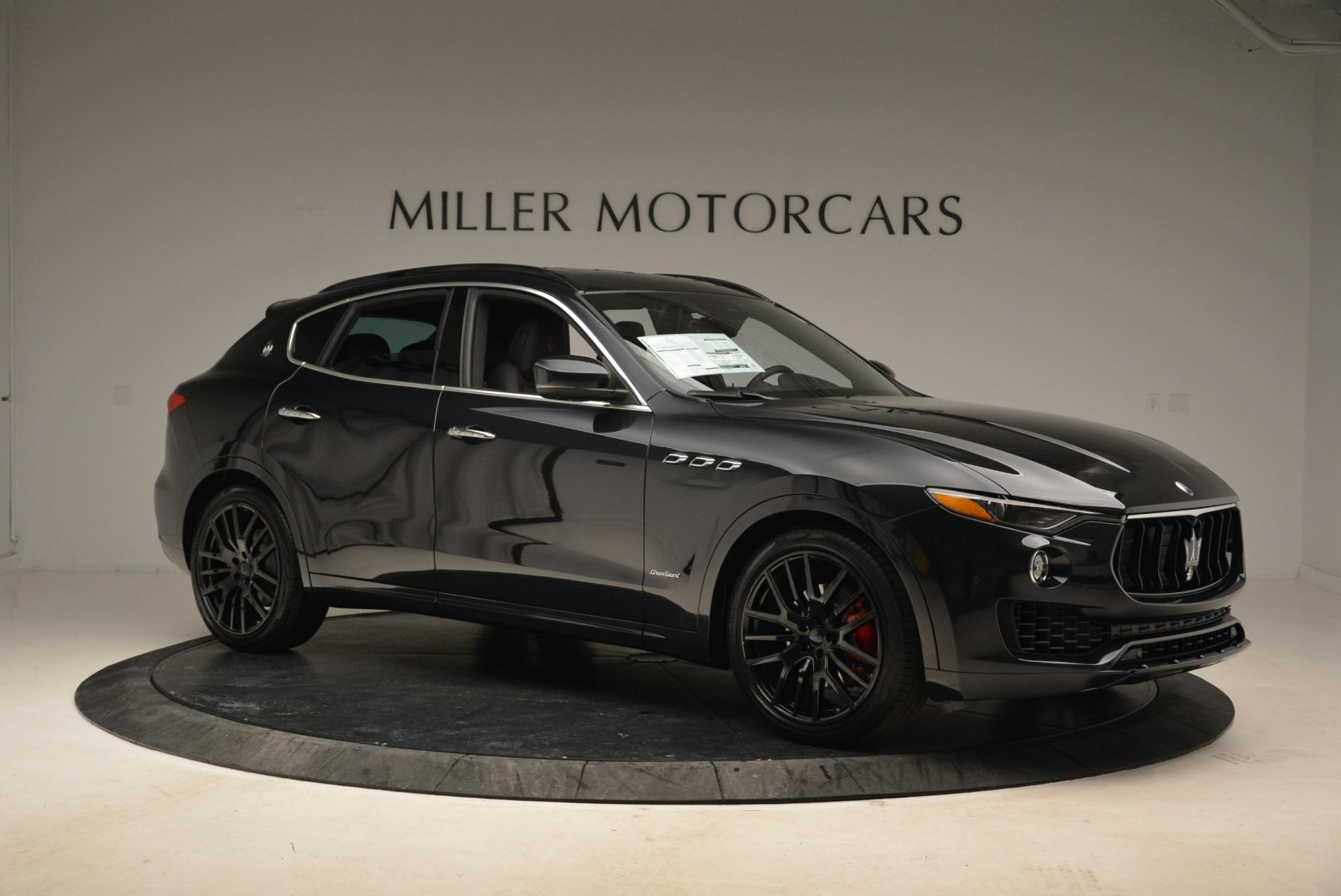 New 2018 Maserati Levante S Q4 GranSport