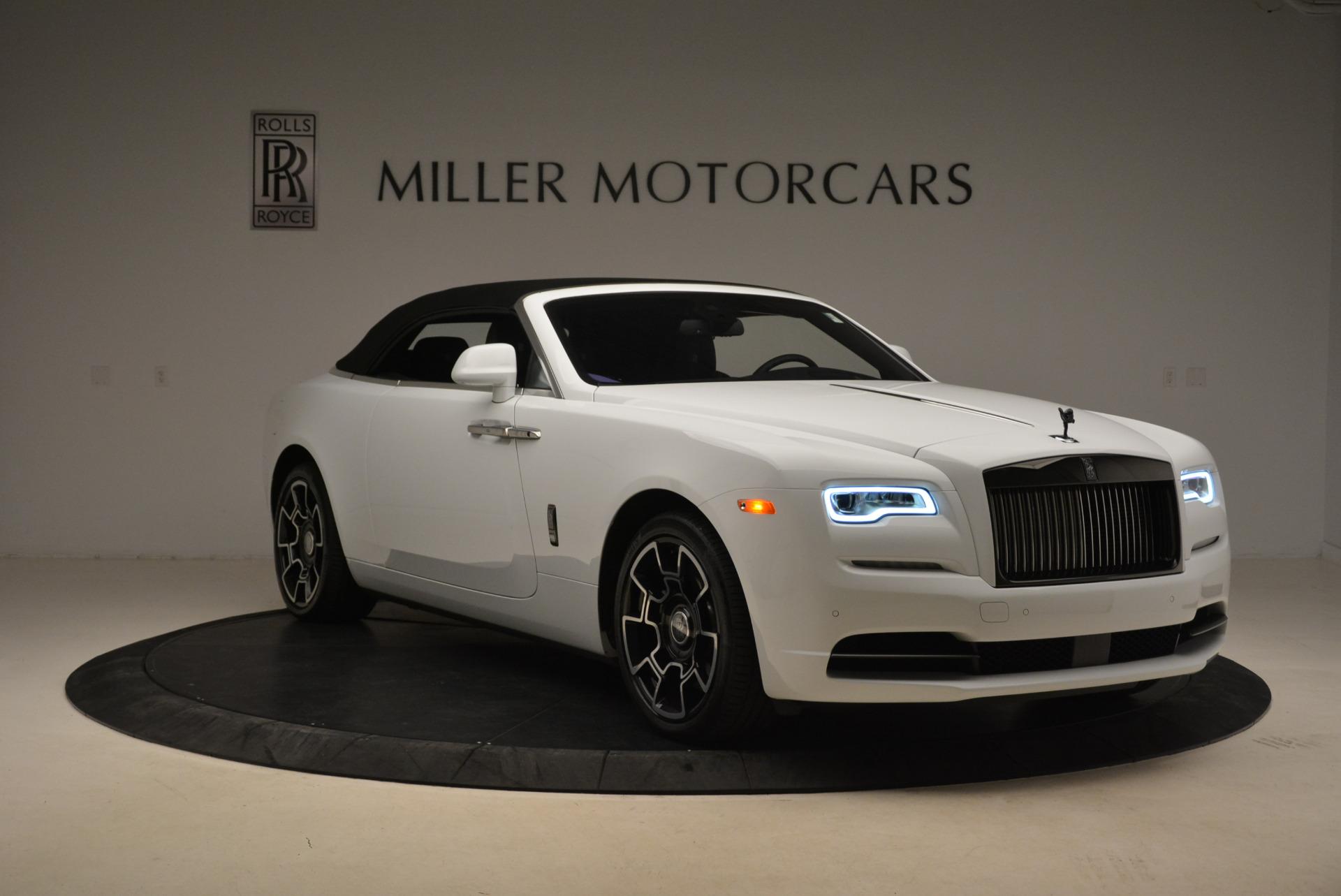 New 2018 Rolls Royce Dawn Black Badge