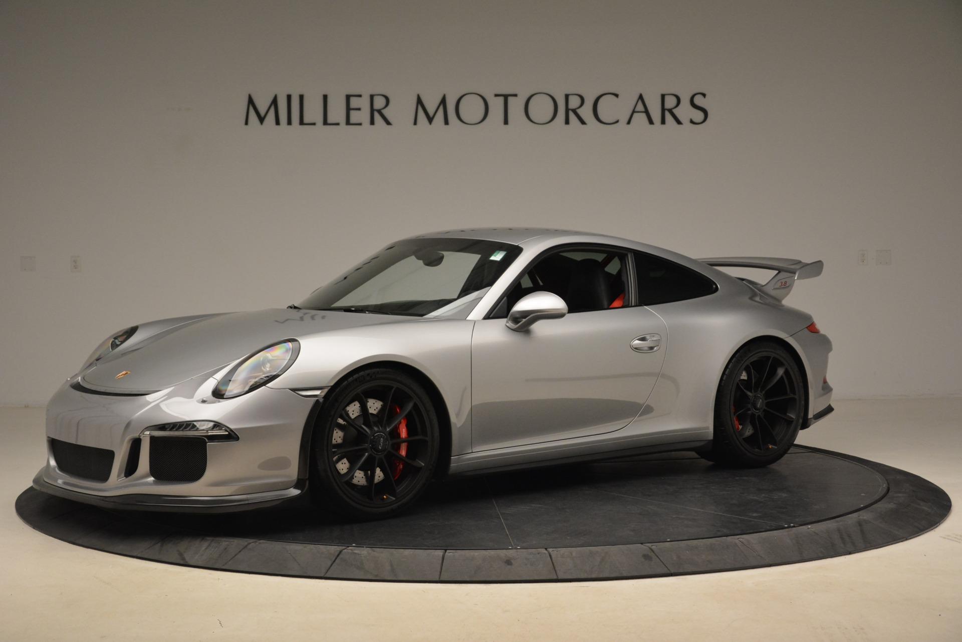 Used 2015 Porsche 911 GT3