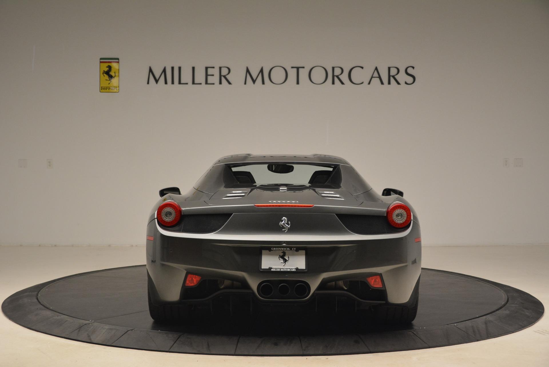 Used 2013 Ferrari 458 Spider
