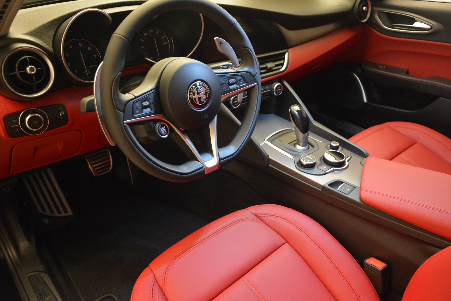 New 2018 Alfa Romeo Giulia Sport Q4