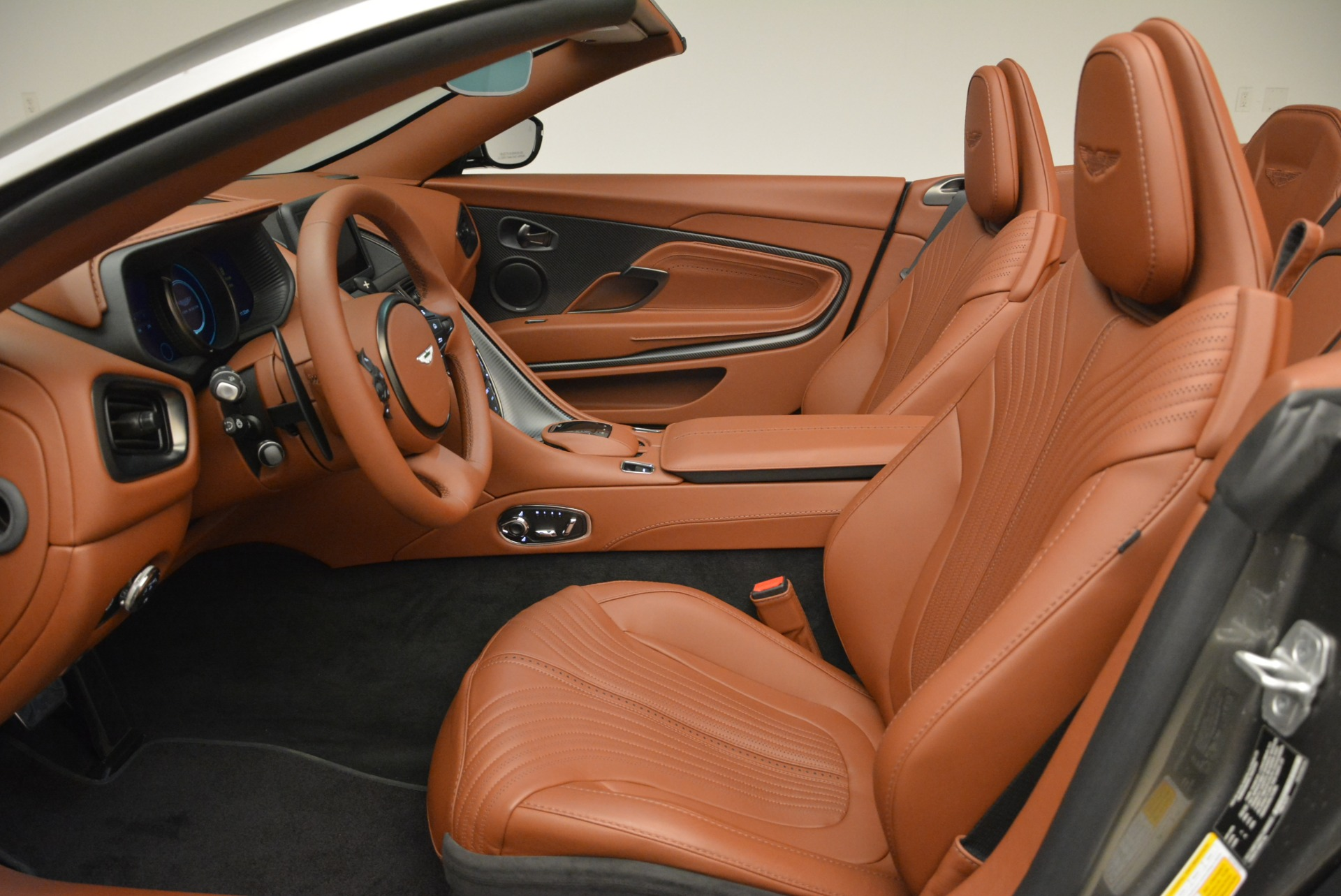 New 2019 Aston Martin DB11 Volante