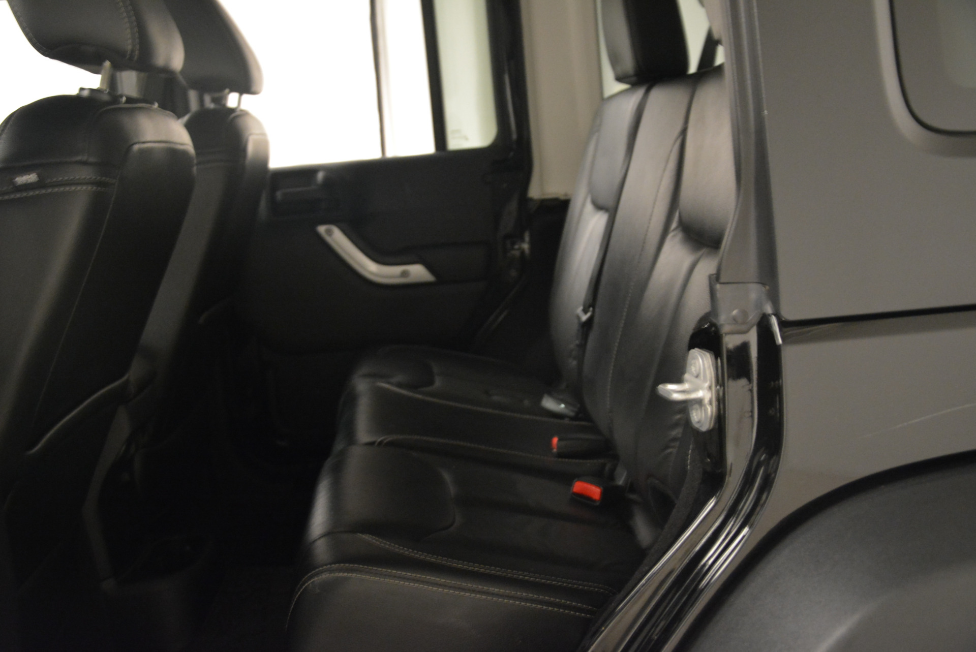 Used 2016 Jeep Wrangler Unlimited Rubicon