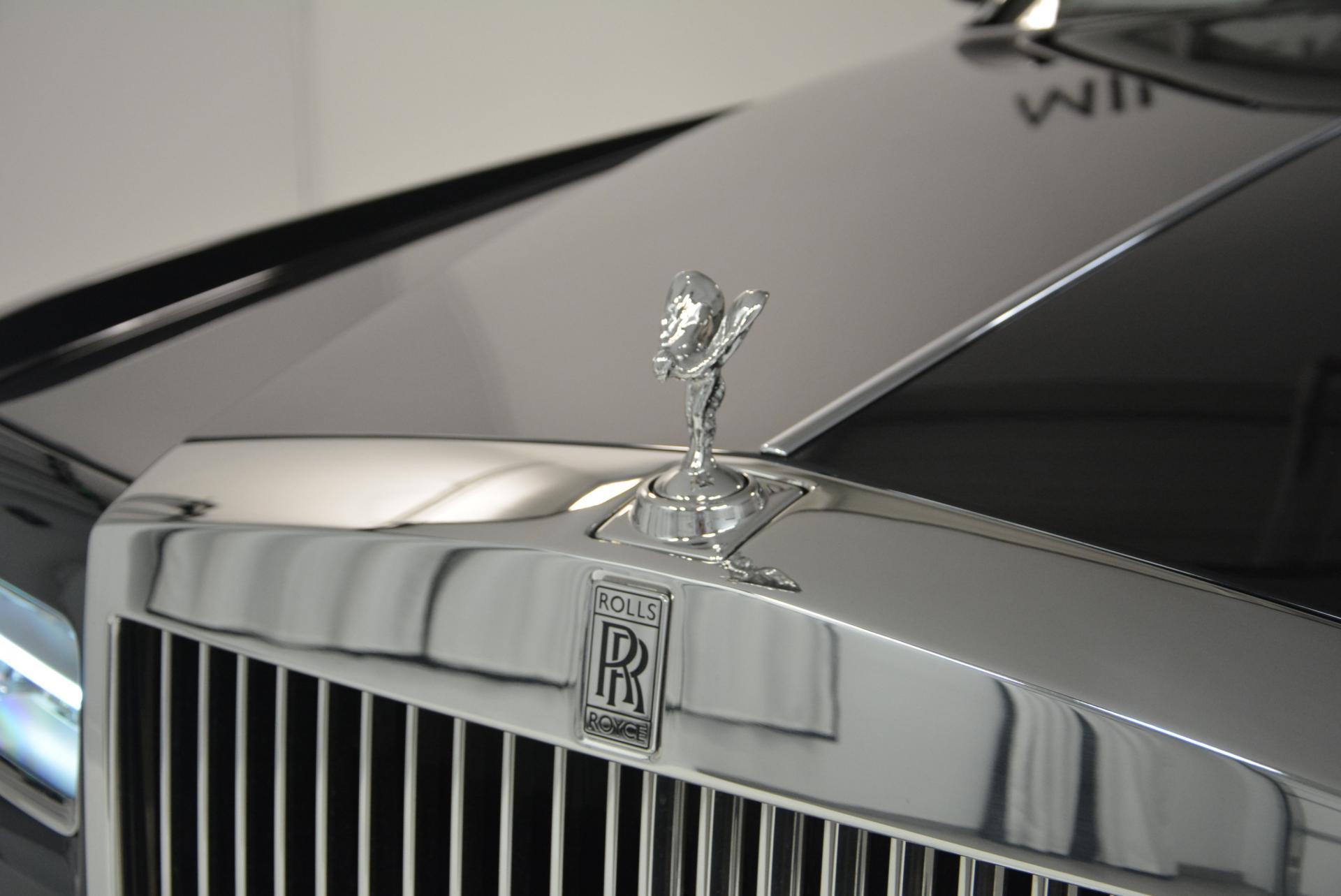 New 2016 Rolls Royce Phantom