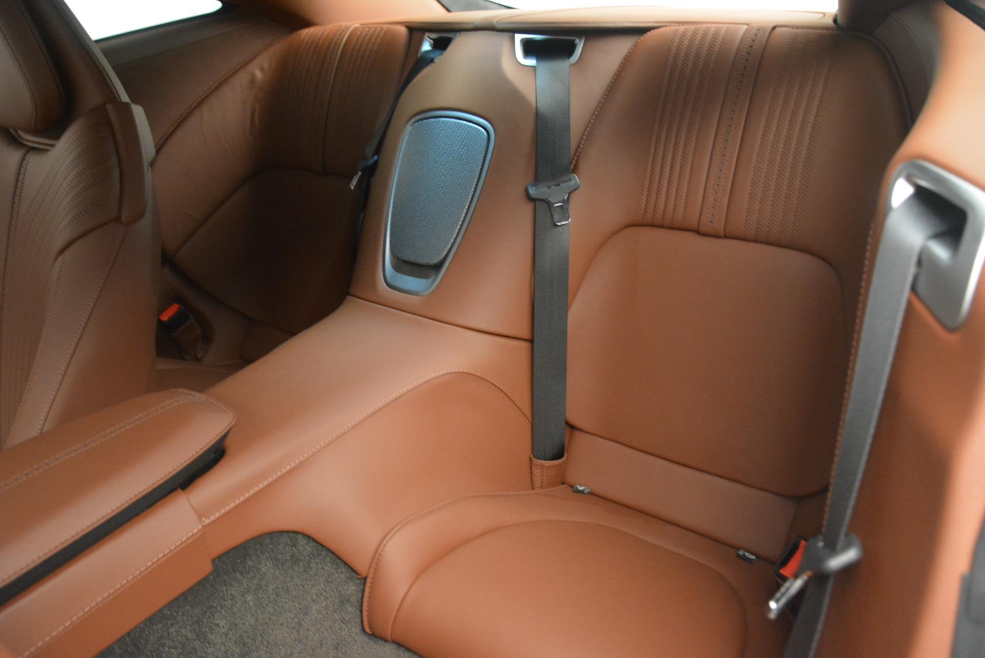 New 2018 Aston Martin DB11 V12 Coupe