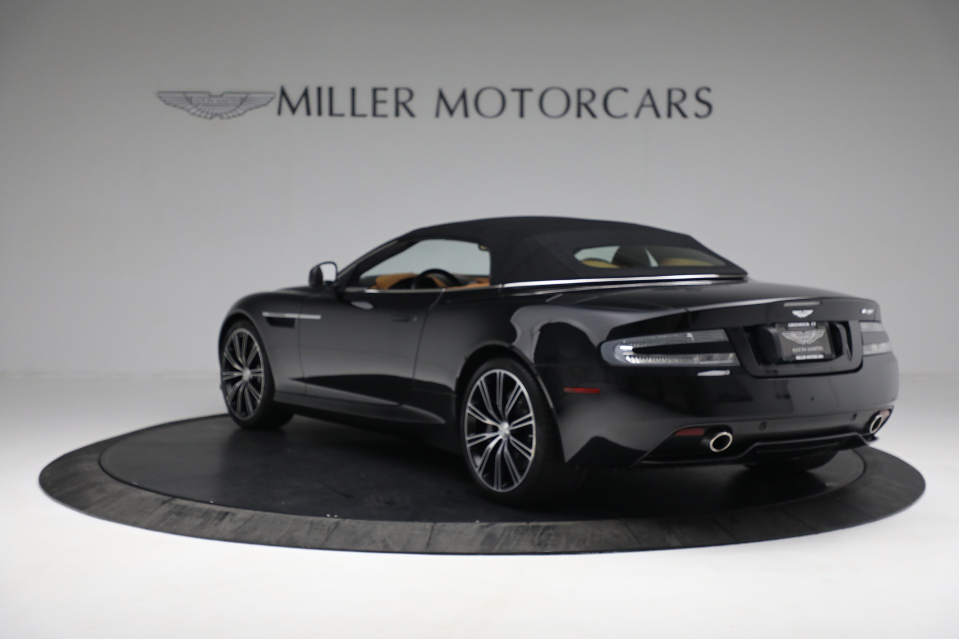 Used 2012 Aston Martin Virage Volante