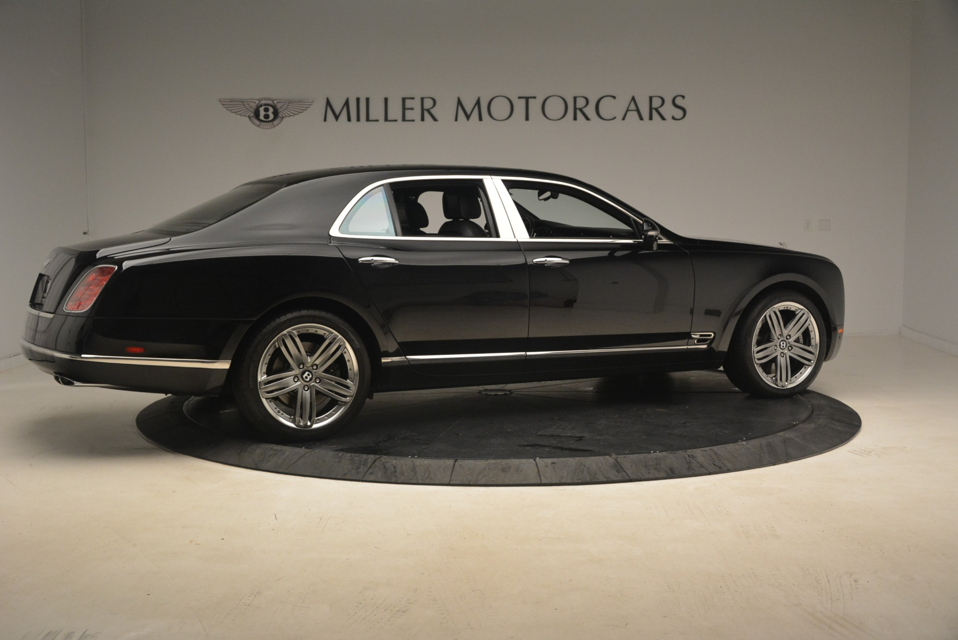 Used 2013 Bentley Mulsanne Le Mans Edition