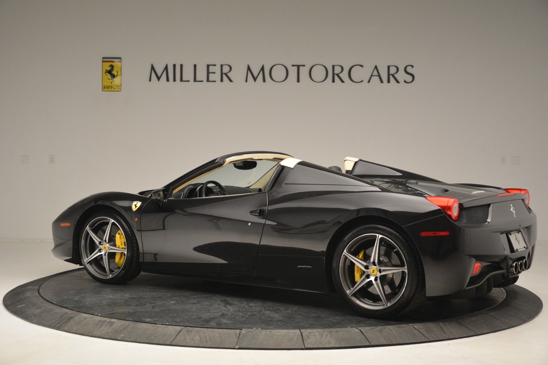 Used 2014 Ferrari 458 Spider