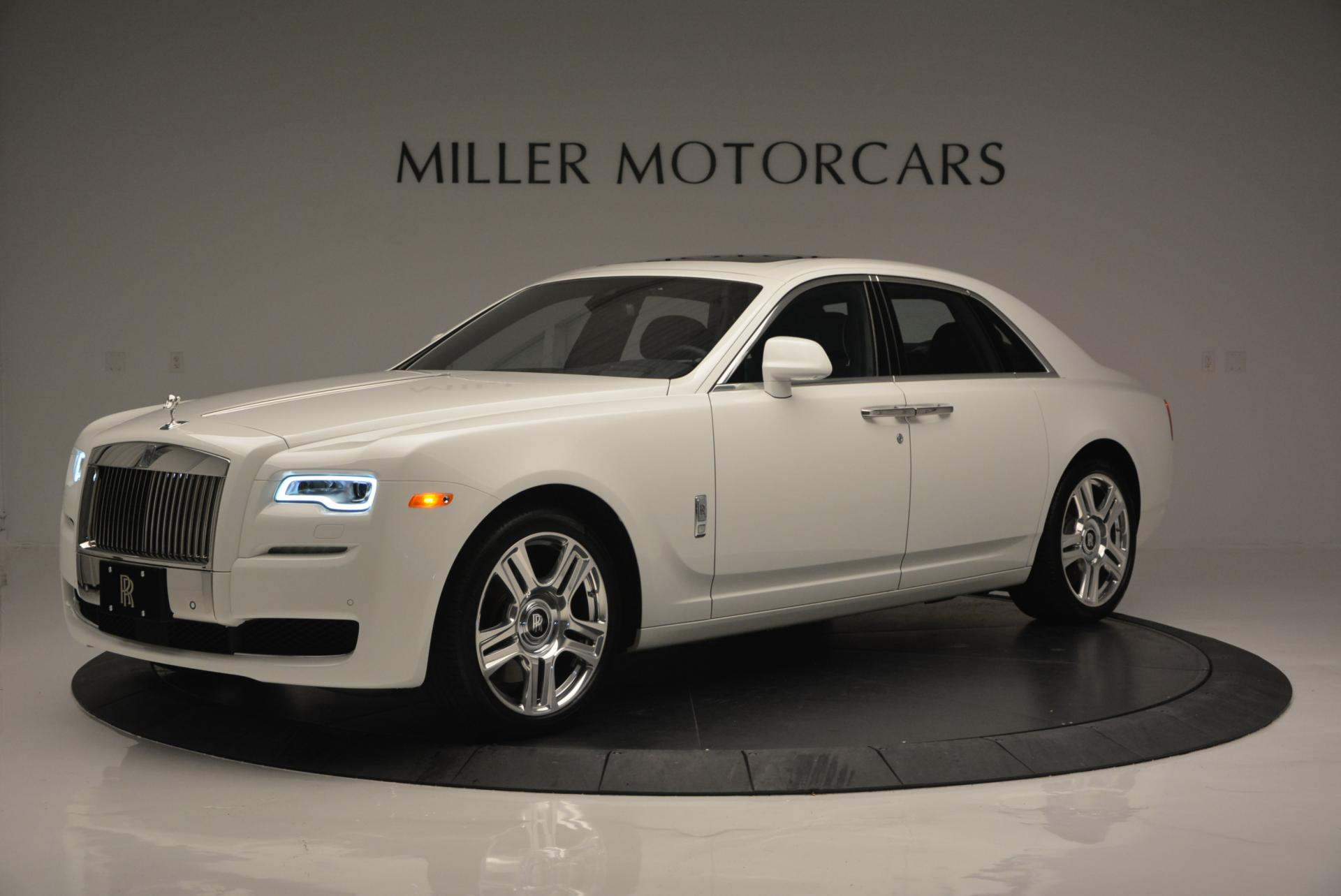 New 2016 Rolls Royce Ghost Series II