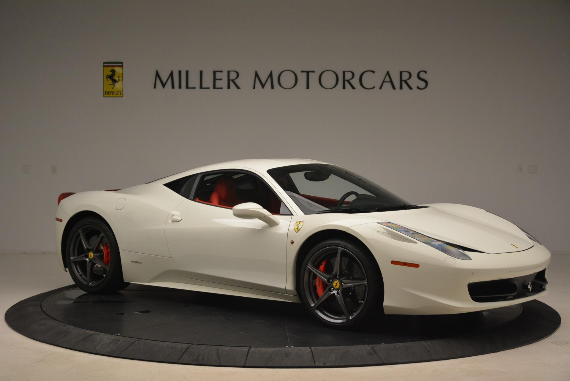 Used 2014 Ferrari 458 Italia