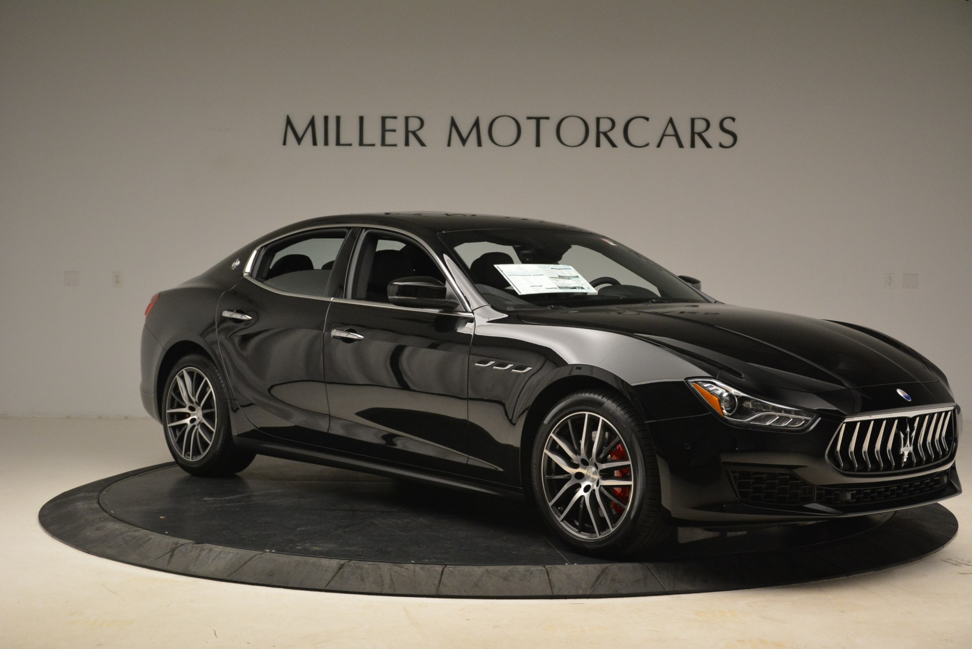 New 2018 Maserati Ghibli S Q4