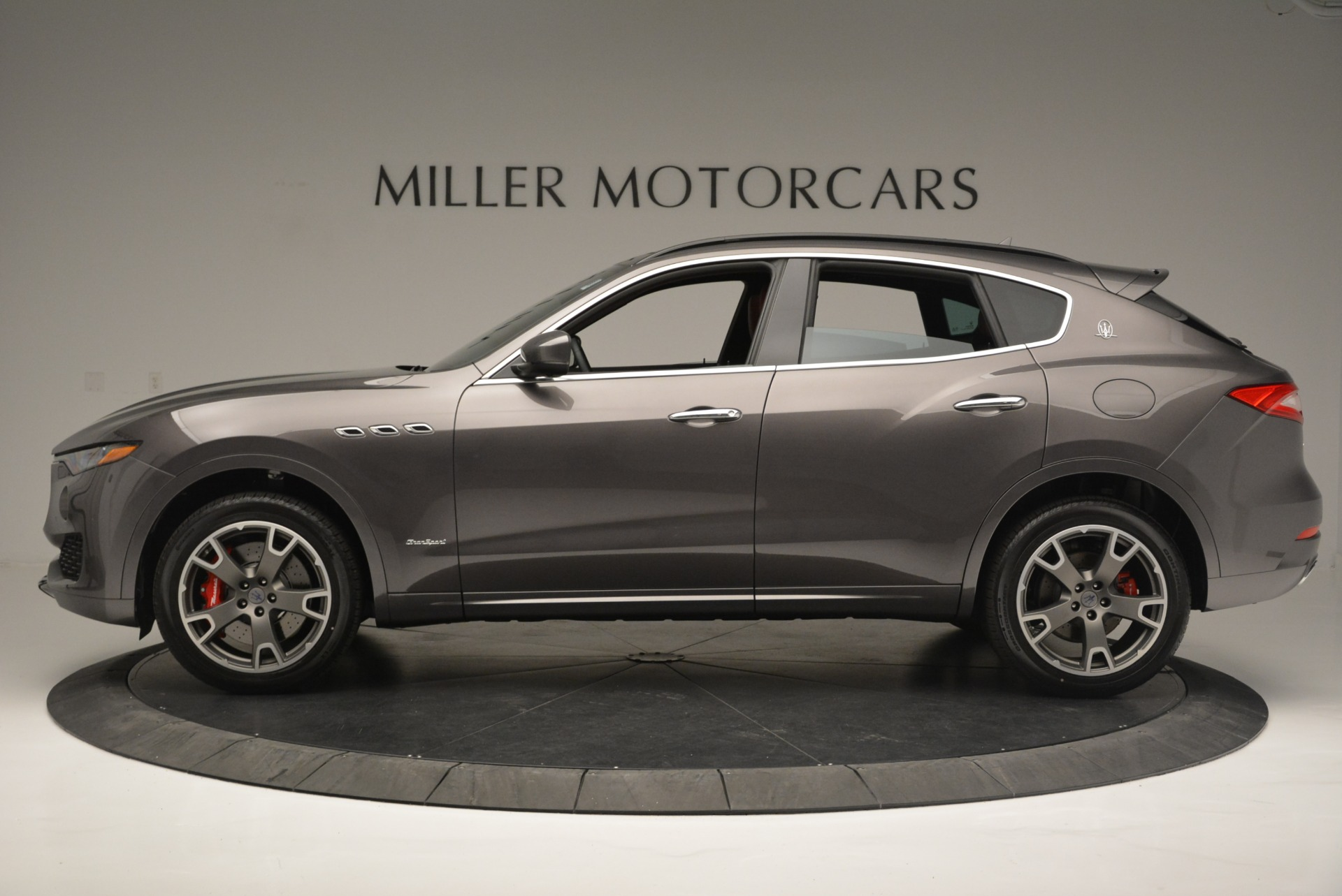 New 2018 Maserati Levante S Q4 GranSport