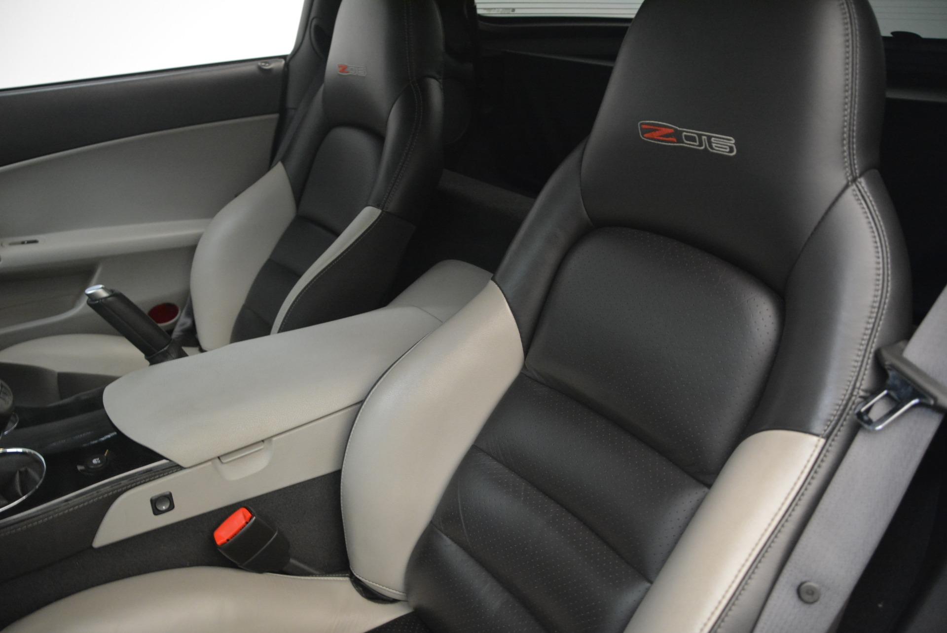 Used 2006 Chevrolet Corvette Z06