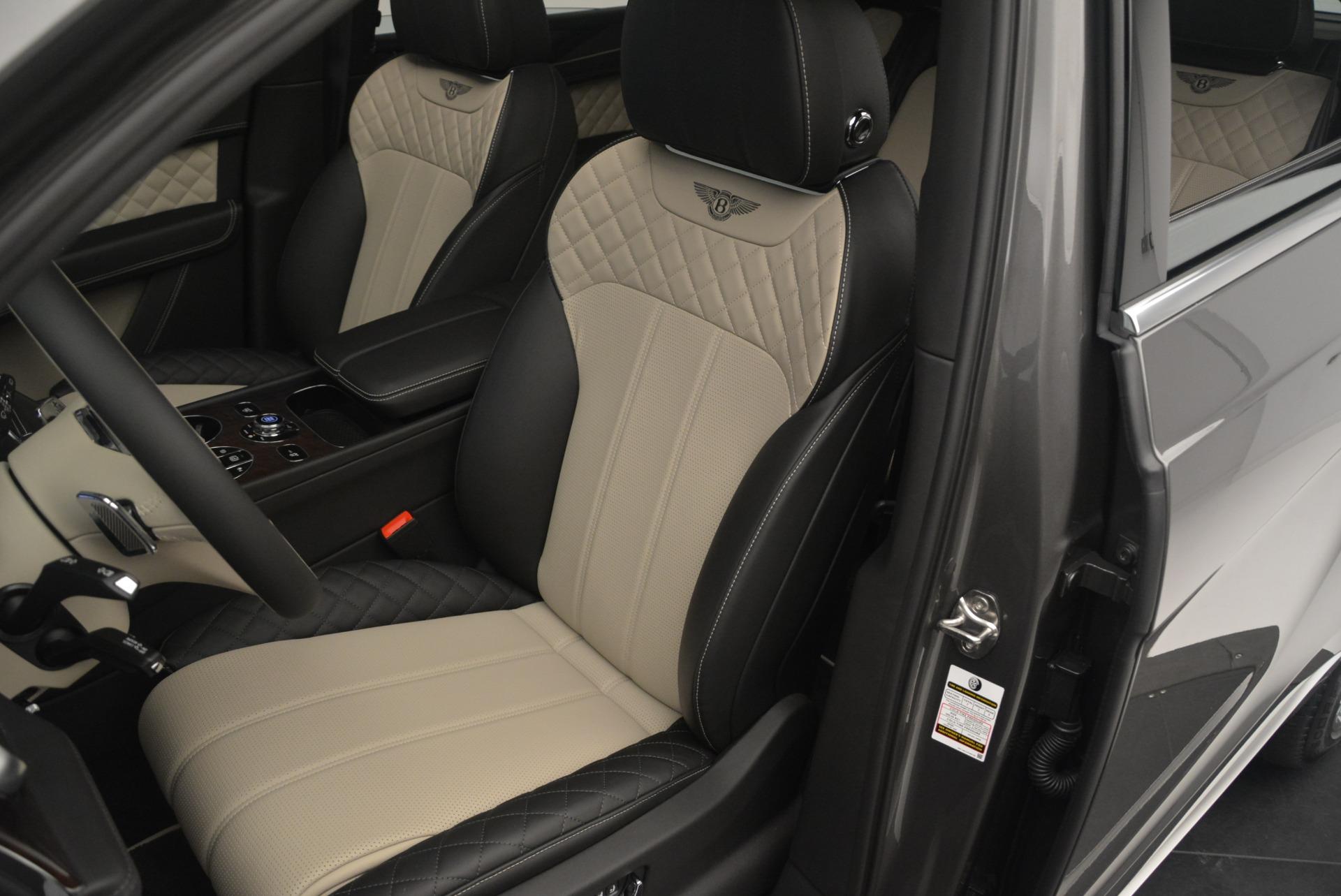 New 2018 Bentley Bentayga W12 Activity